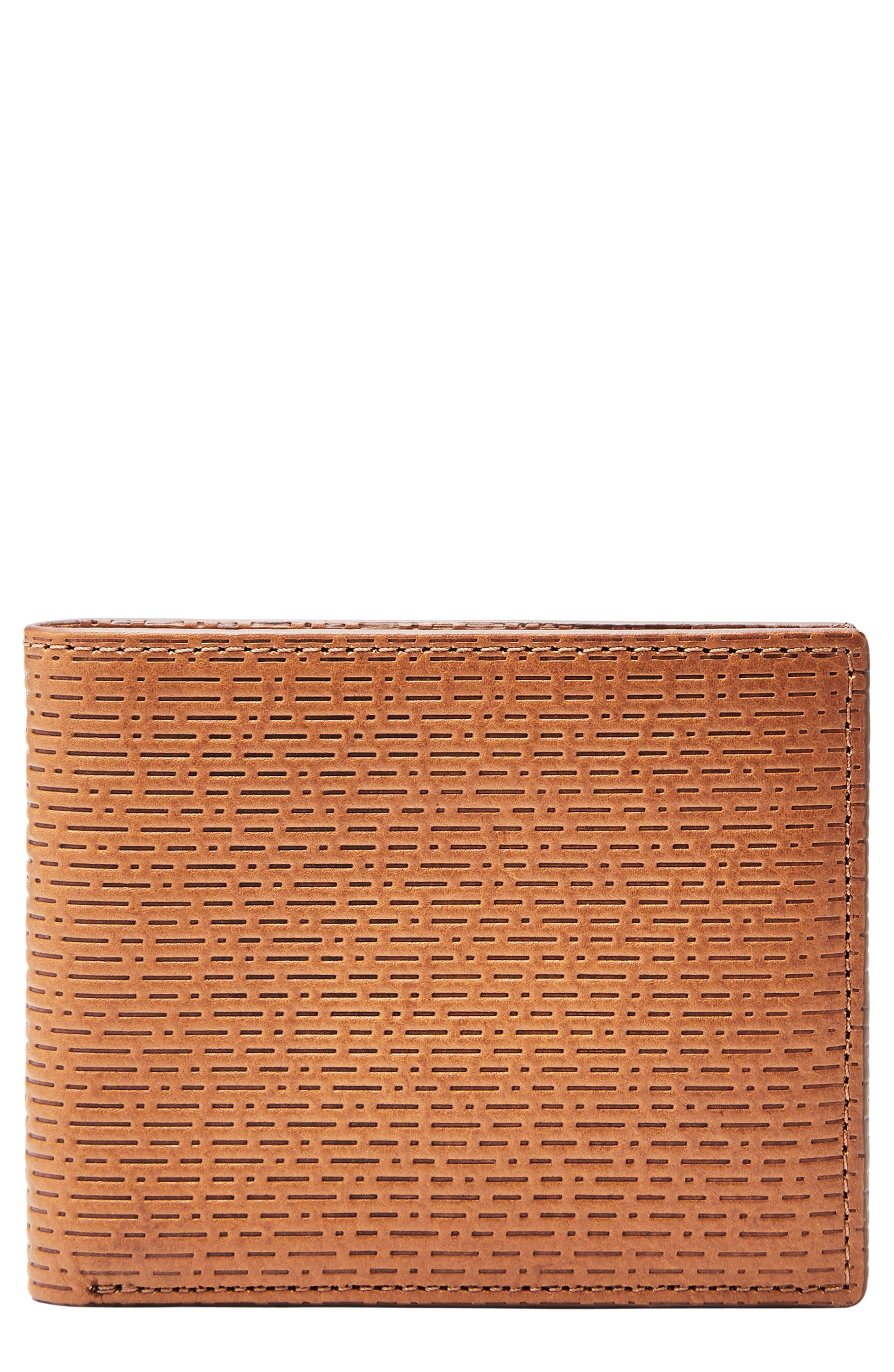 Main Image - Fossil Coby Leather Wallet