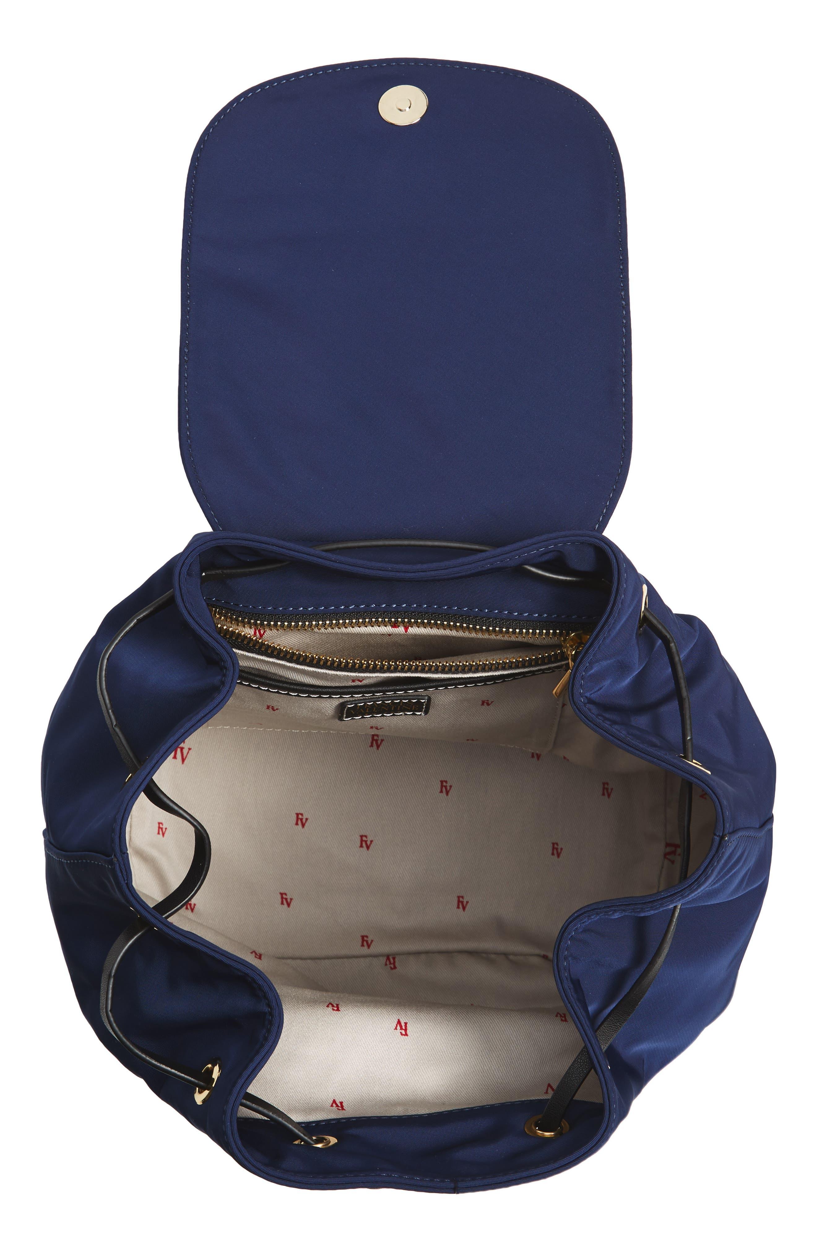 Alternate Image 4  - Frances Valentine Nylon Backpack