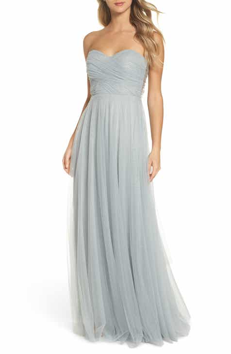 68a1dc15057 Jenny Yoo Julia Convertible Soft Tulle Gown