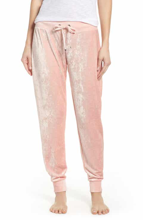 Make + Model Velour Skinny Sweatpants