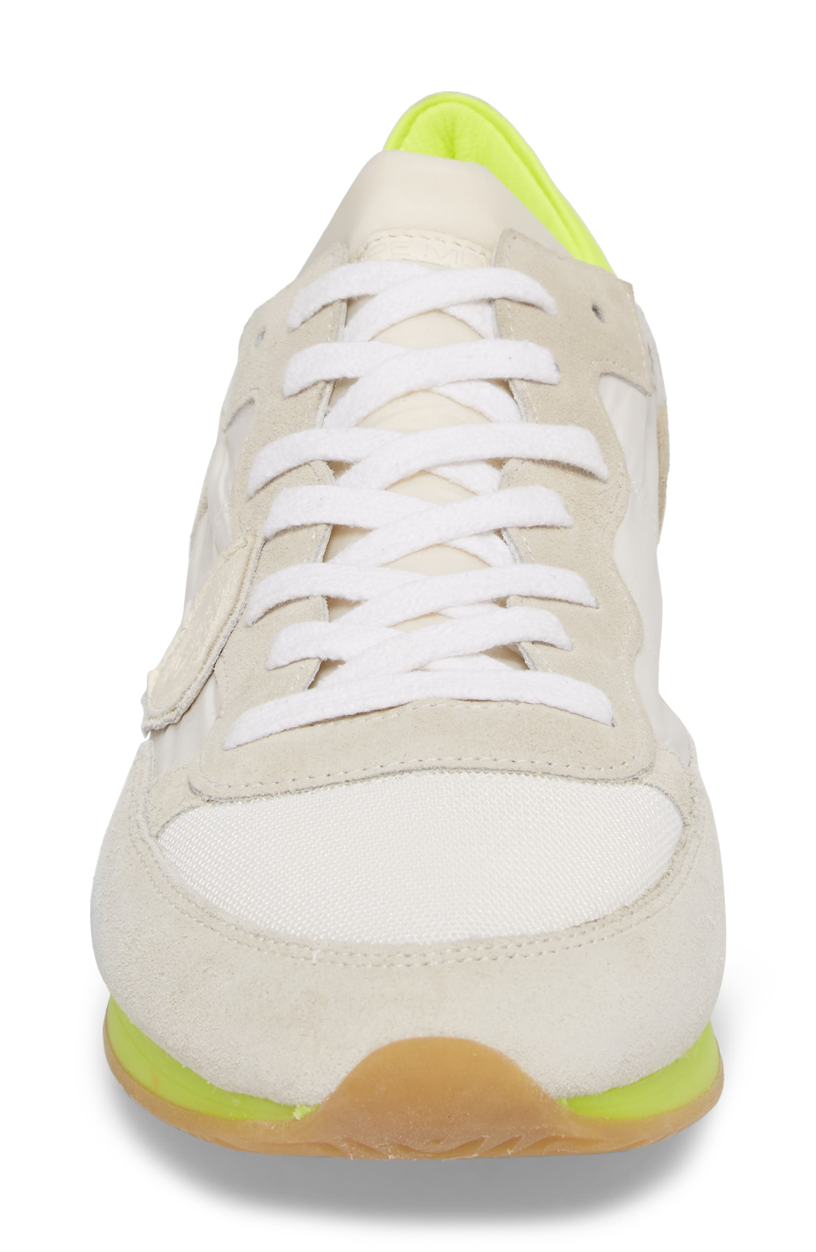 Alternate Image 4  - Philippe Model Tropez Low Top Sneaker (Men)
