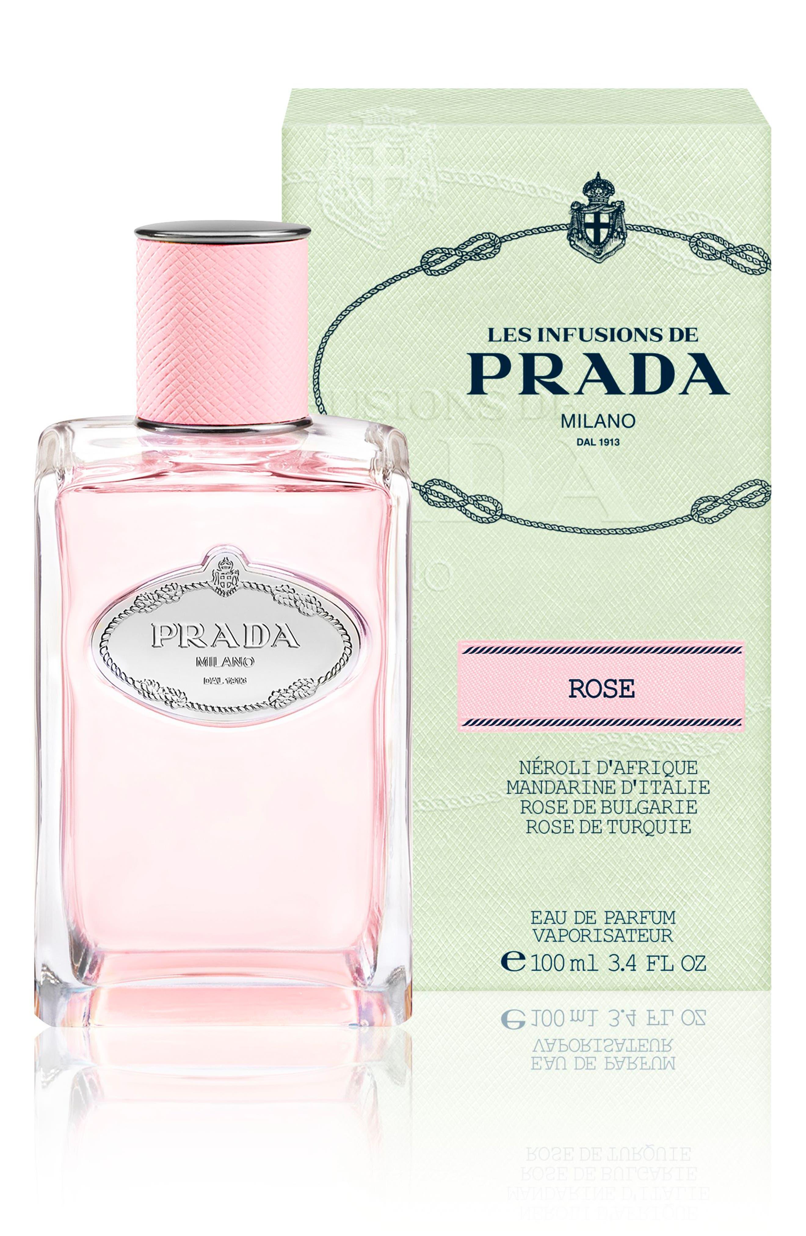 Alternate Image 1 Selected - Prada Les Infusions de Prada Rose Eau de Parfum