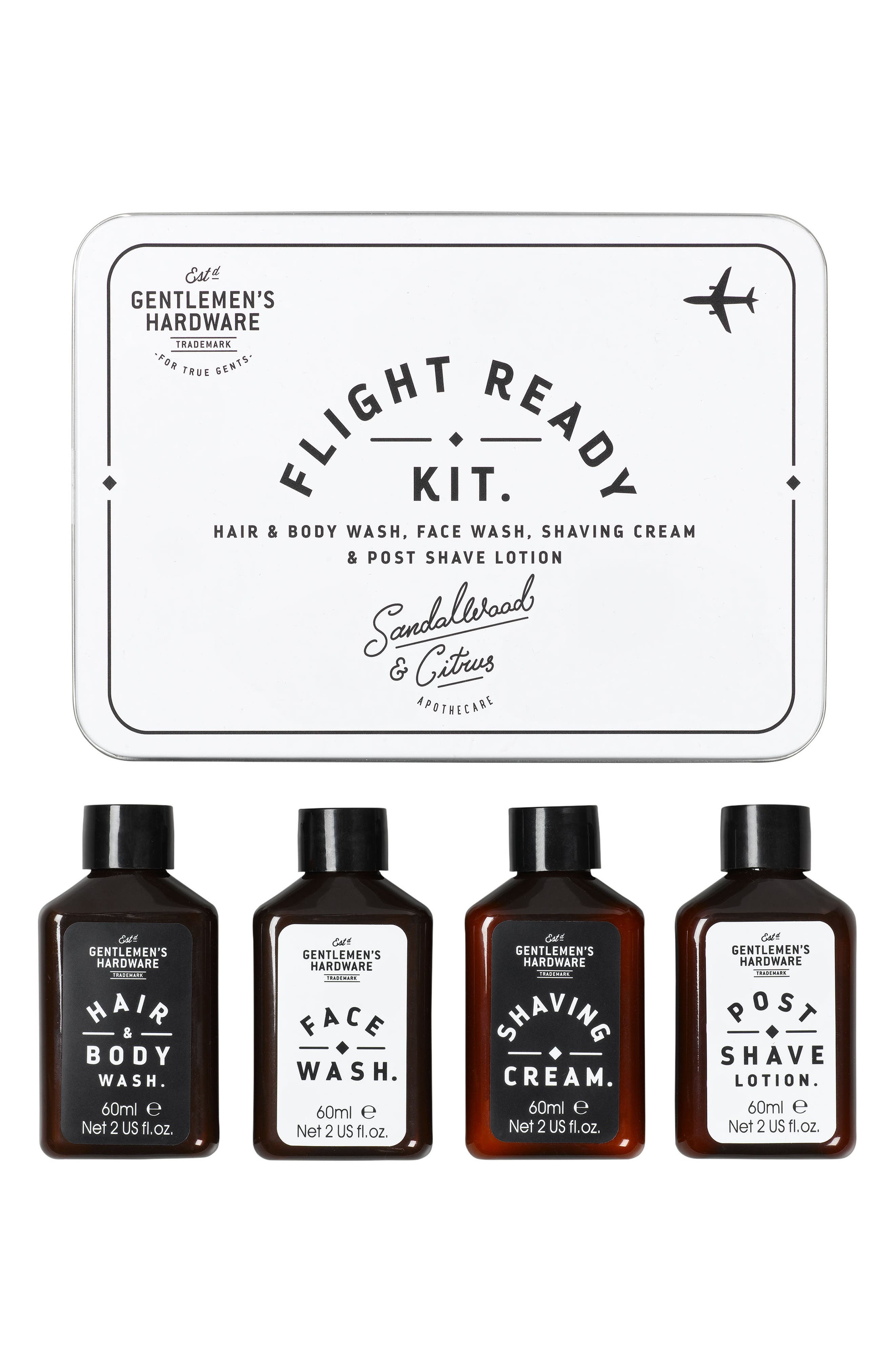 Wild & Wolf Flight Ready Kit,                         Main,                         color, No Color