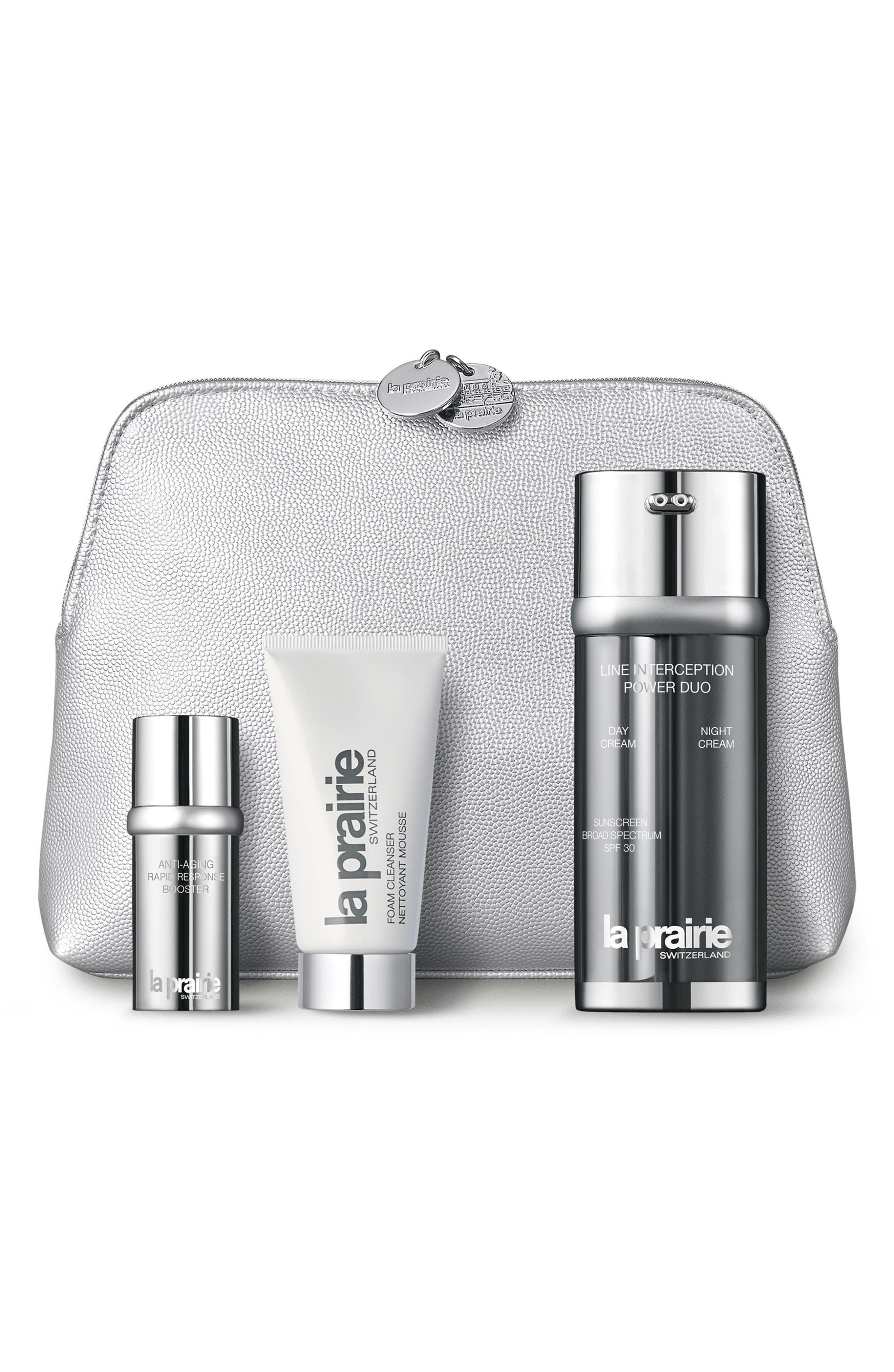 La Prairie Anti-Aging Essentials Set ($415 Value)