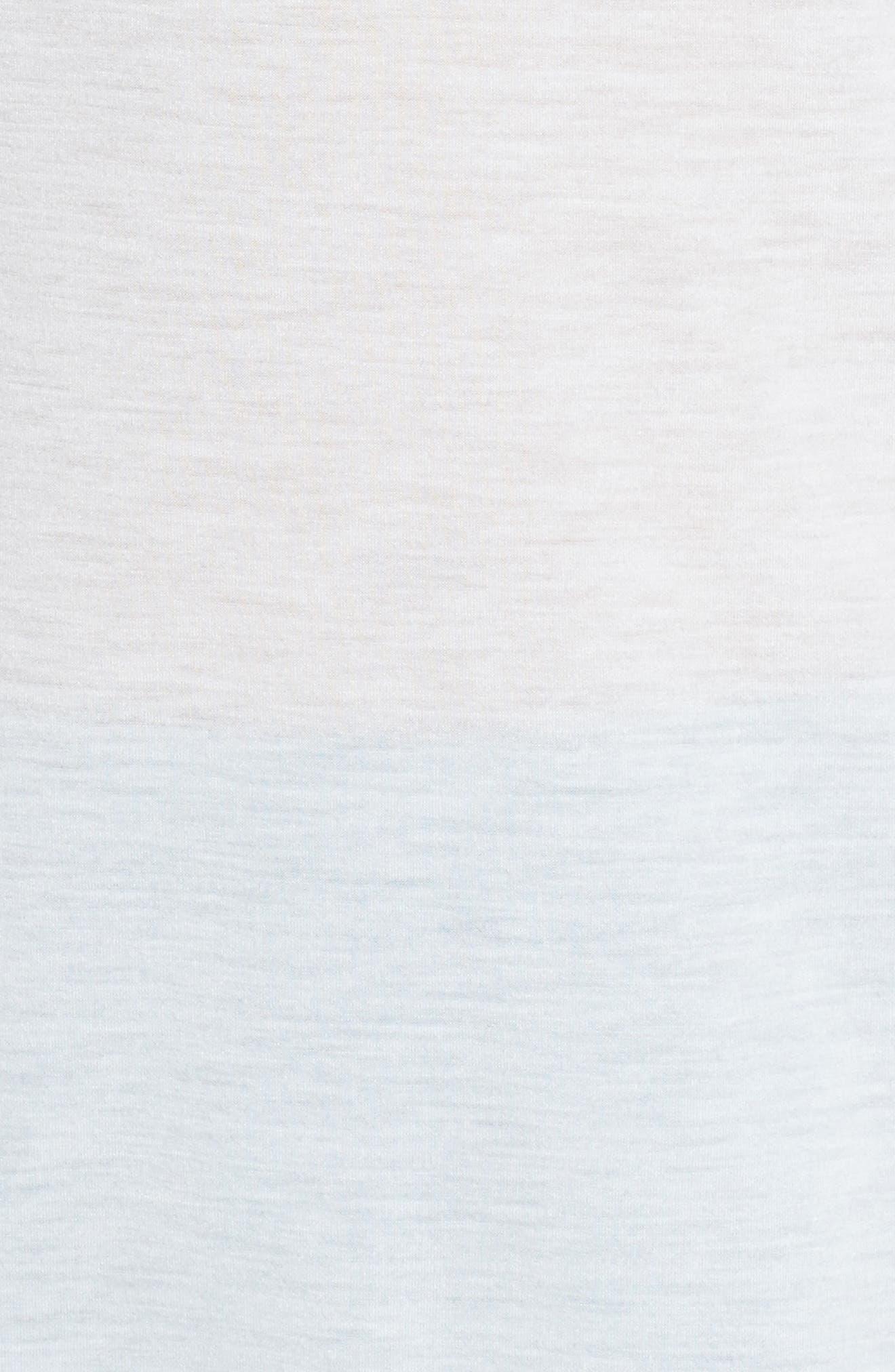 Dry Training Tank,                             Alternate thumbnail 4, color,                             Pure Platinum/ White/ White