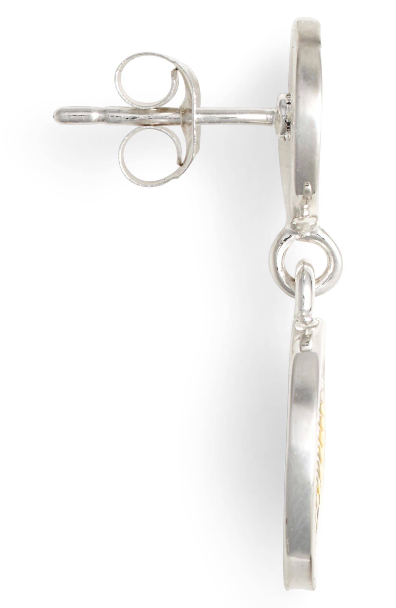 Alternate Image 4  - Anna Beck Gili Double Disc Earrings
