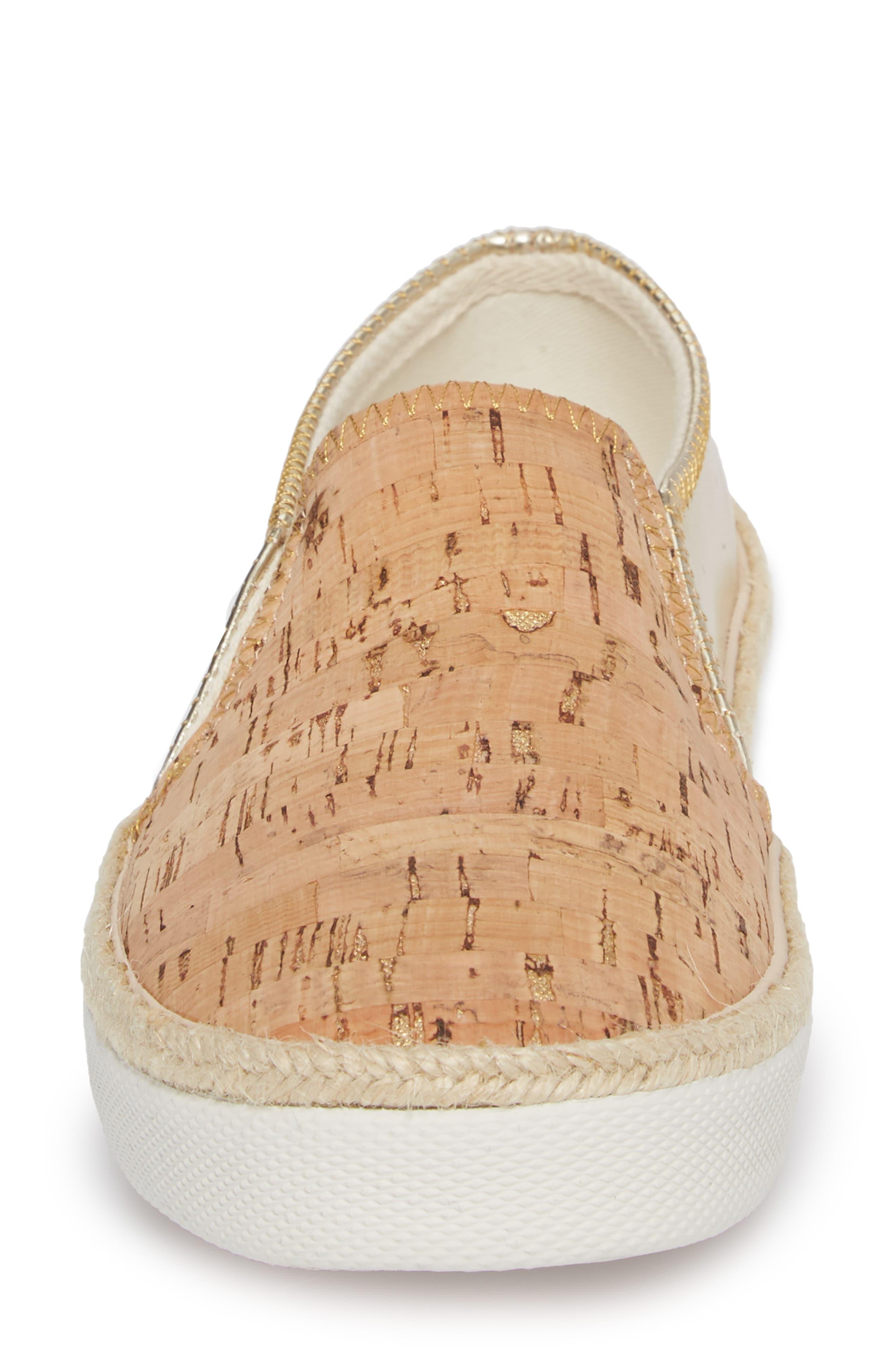 Alternate Image 4  - Jack Rogers Tucker Slip-On Sneaker (Women)