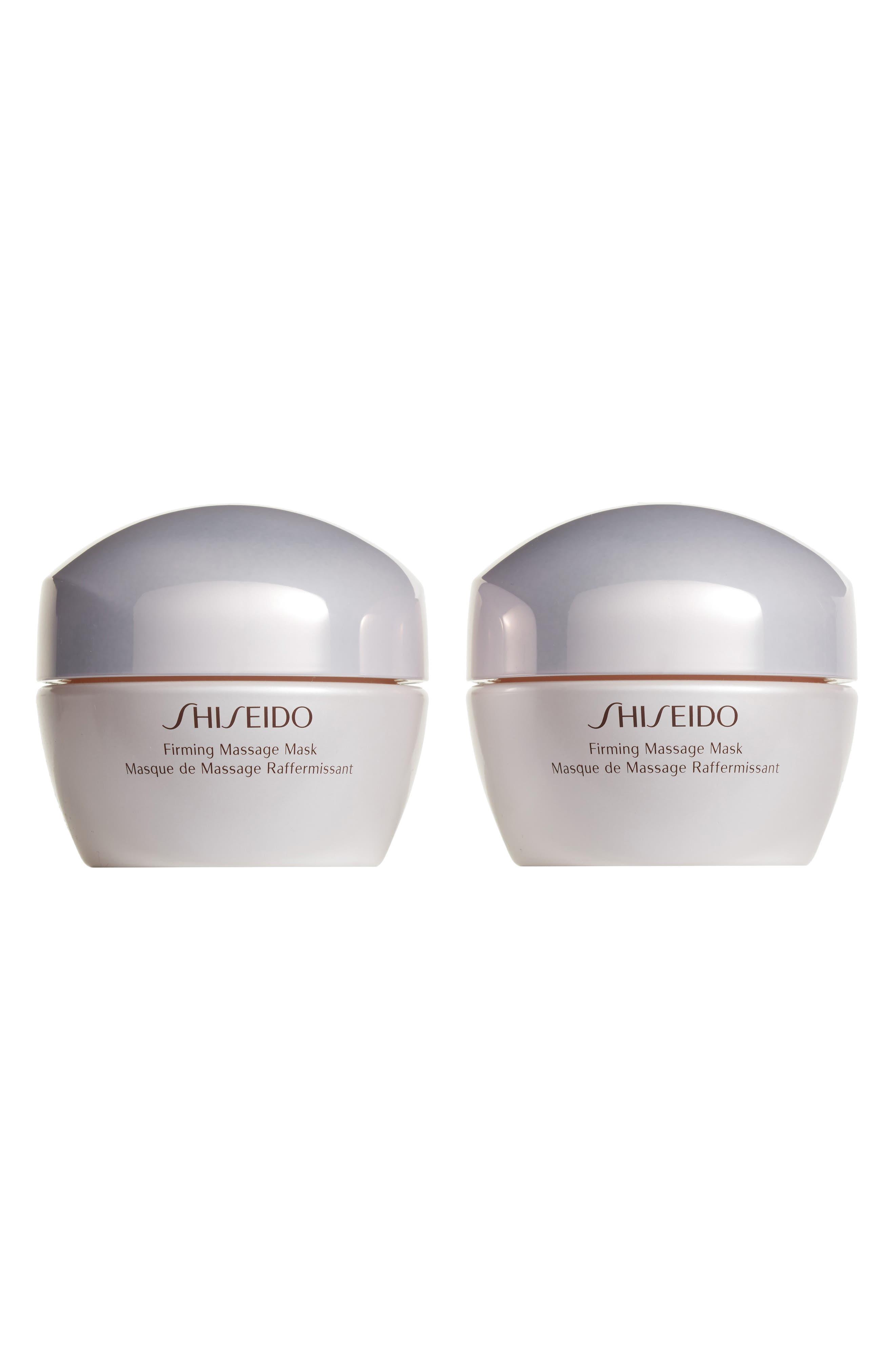 Shiseido Firming Massage Mask Duo ($96 Value)