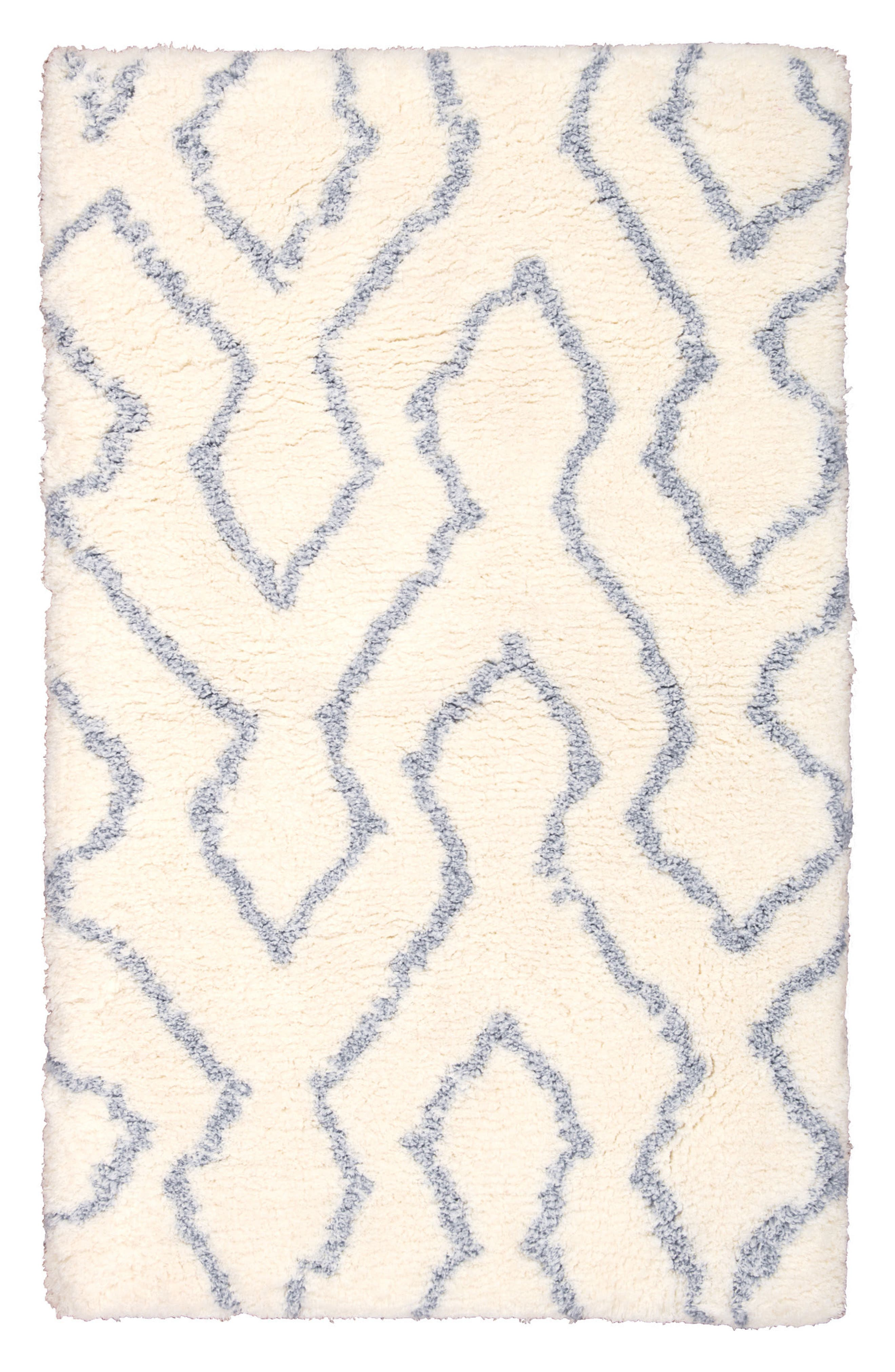 Channel Rug,                         Main,                         color, Ivory Blue