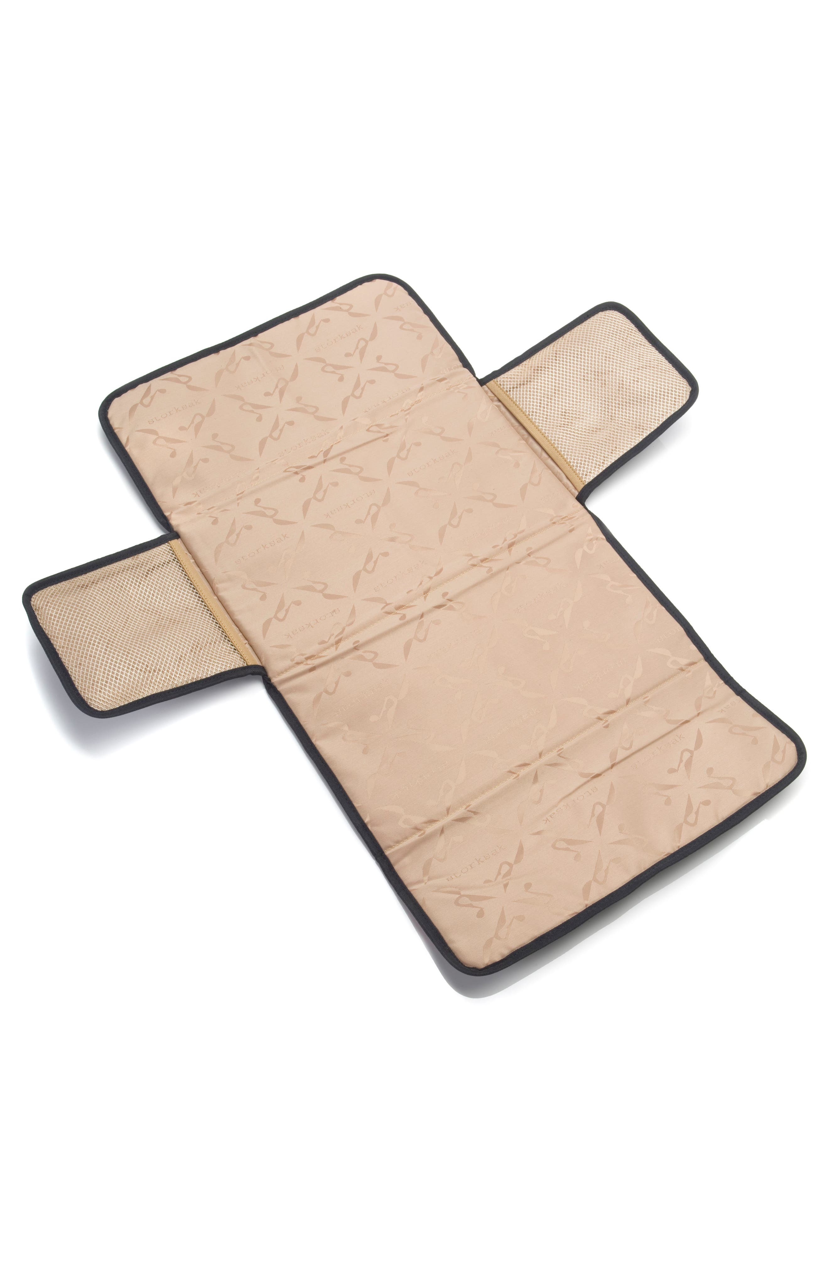 Alternate Image 2  - Storksak 'Sandy' Diaper Bag