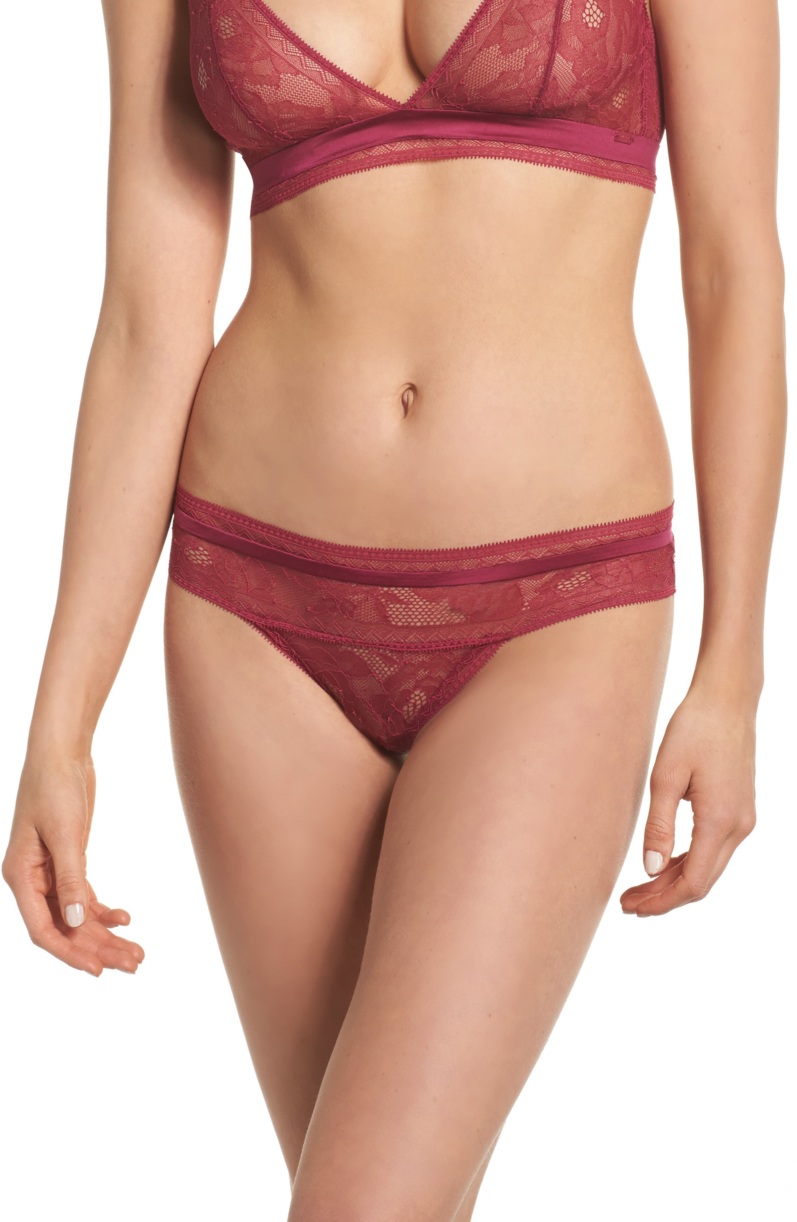 Obsess Thong,                         Main,                         color, Indulge