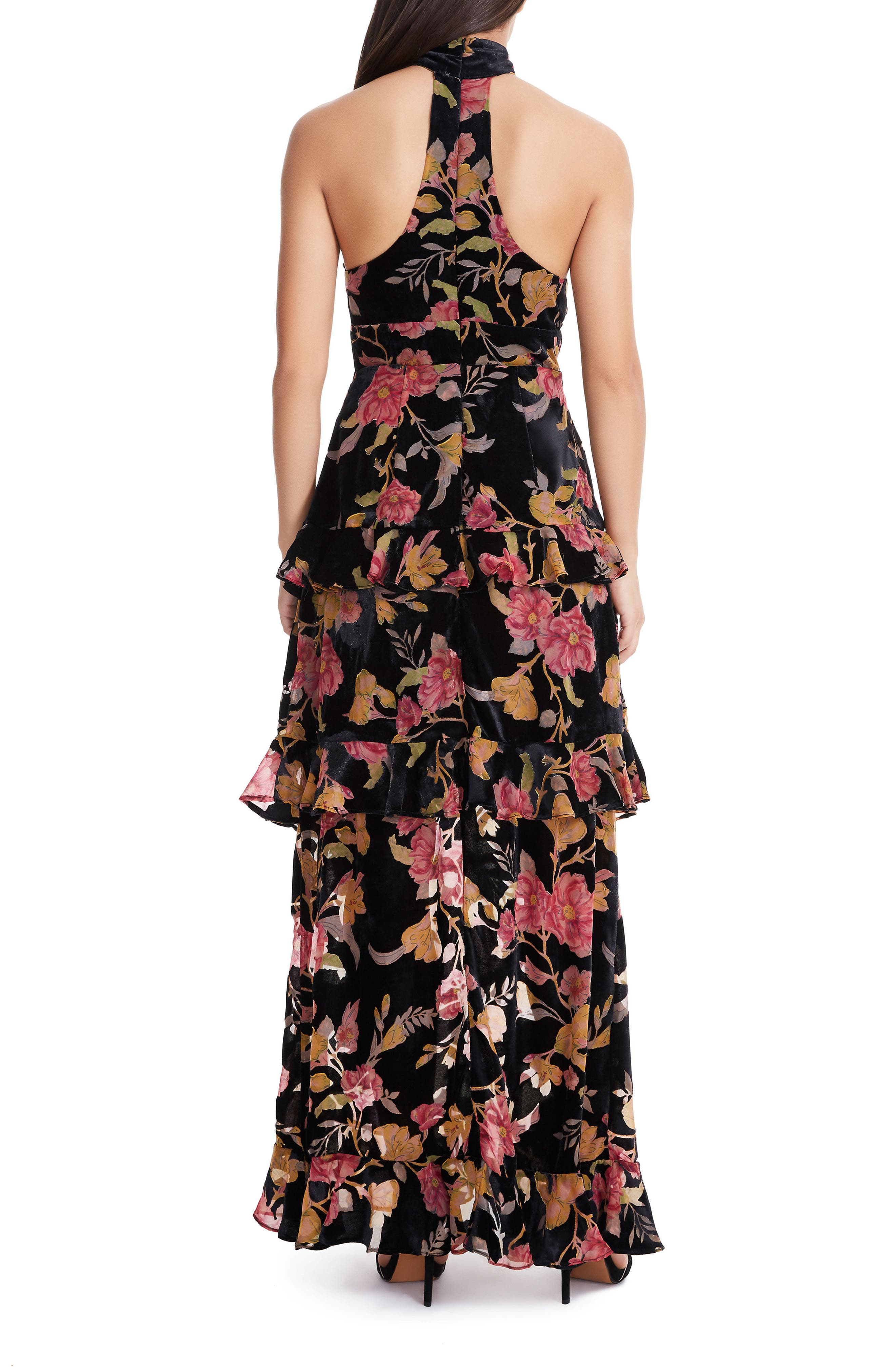 Alternate Image 2  - AFRM Remington Choker Maxi Dress