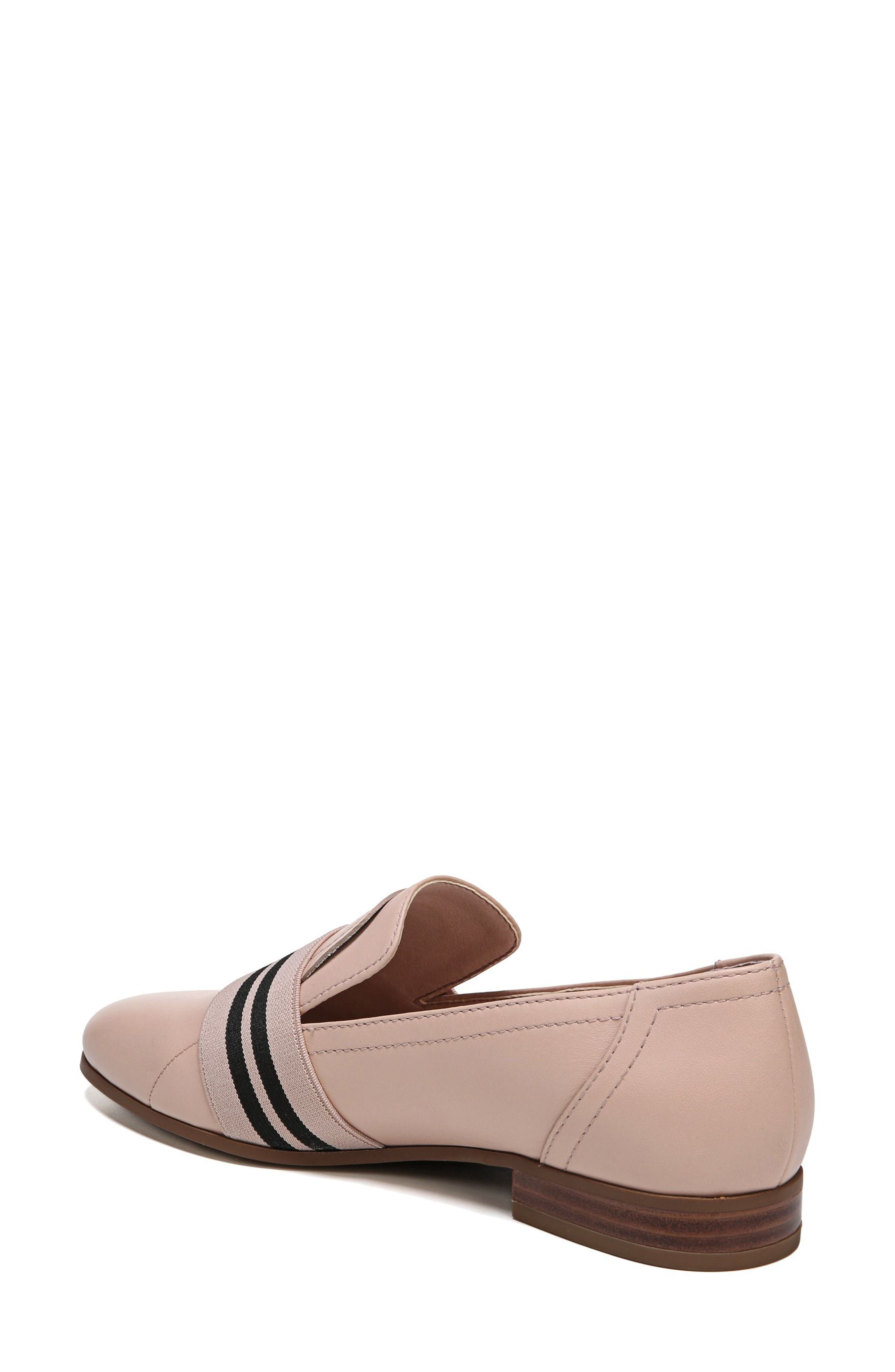 Odyssey Loafer,                             Alternate thumbnail 2, color,                             Blush Leather