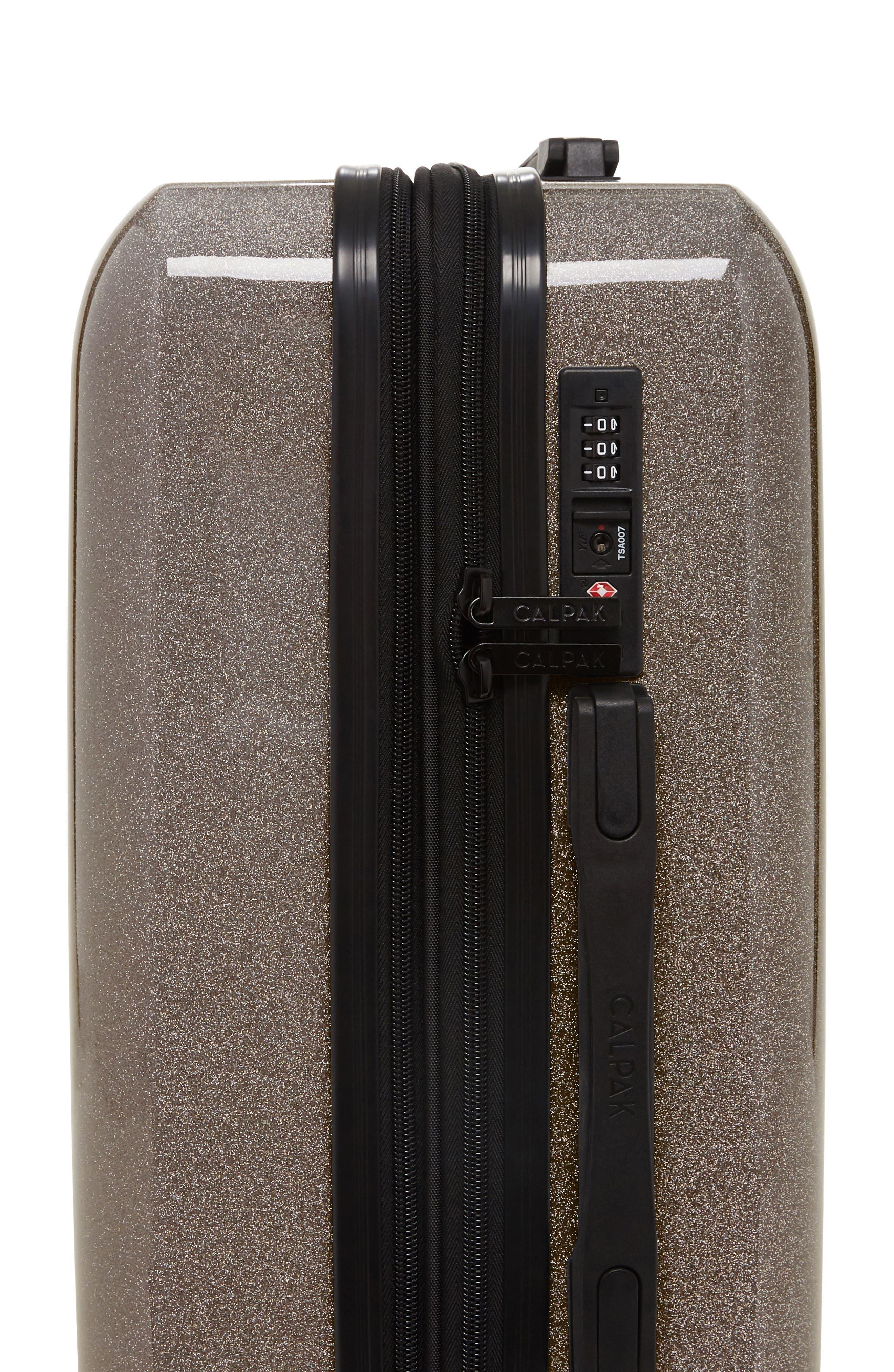 Alternate Image 5  - CALPAK Medora Glitter 28-Inch & 20-Inch Hardshell Spinner Suitcase & Carry-On Set