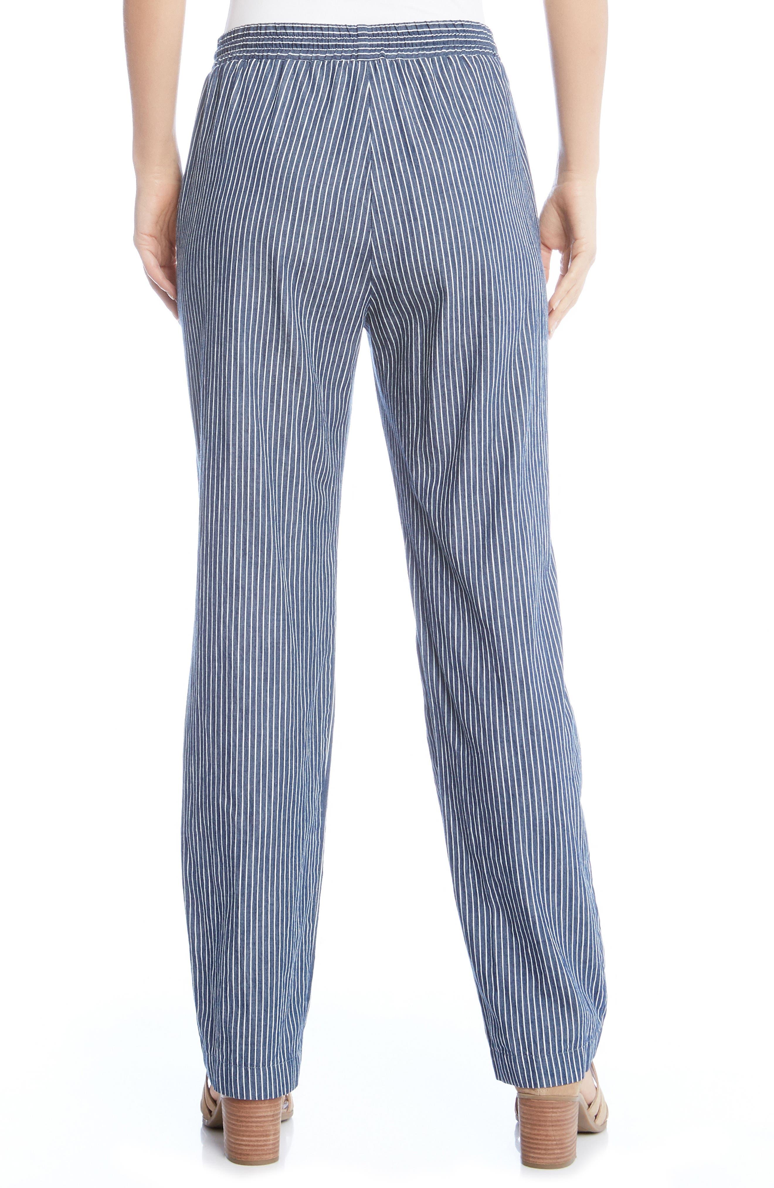 Stripe Drawsting Pants,                             Alternate thumbnail 3, color,                             Striped