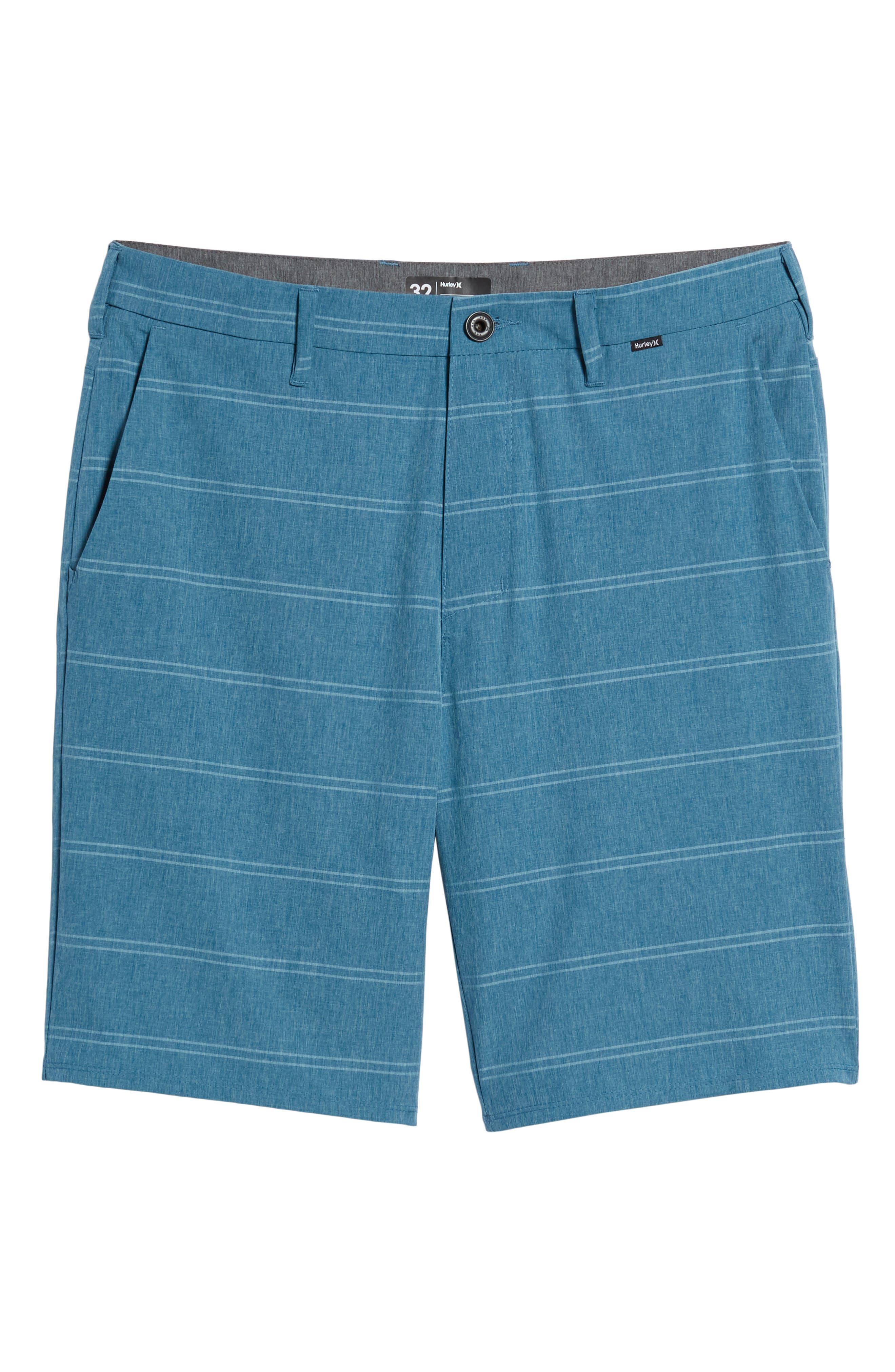 Phantom Hybrid Shorts,                             Alternate thumbnail 4, color,                             Space Blue