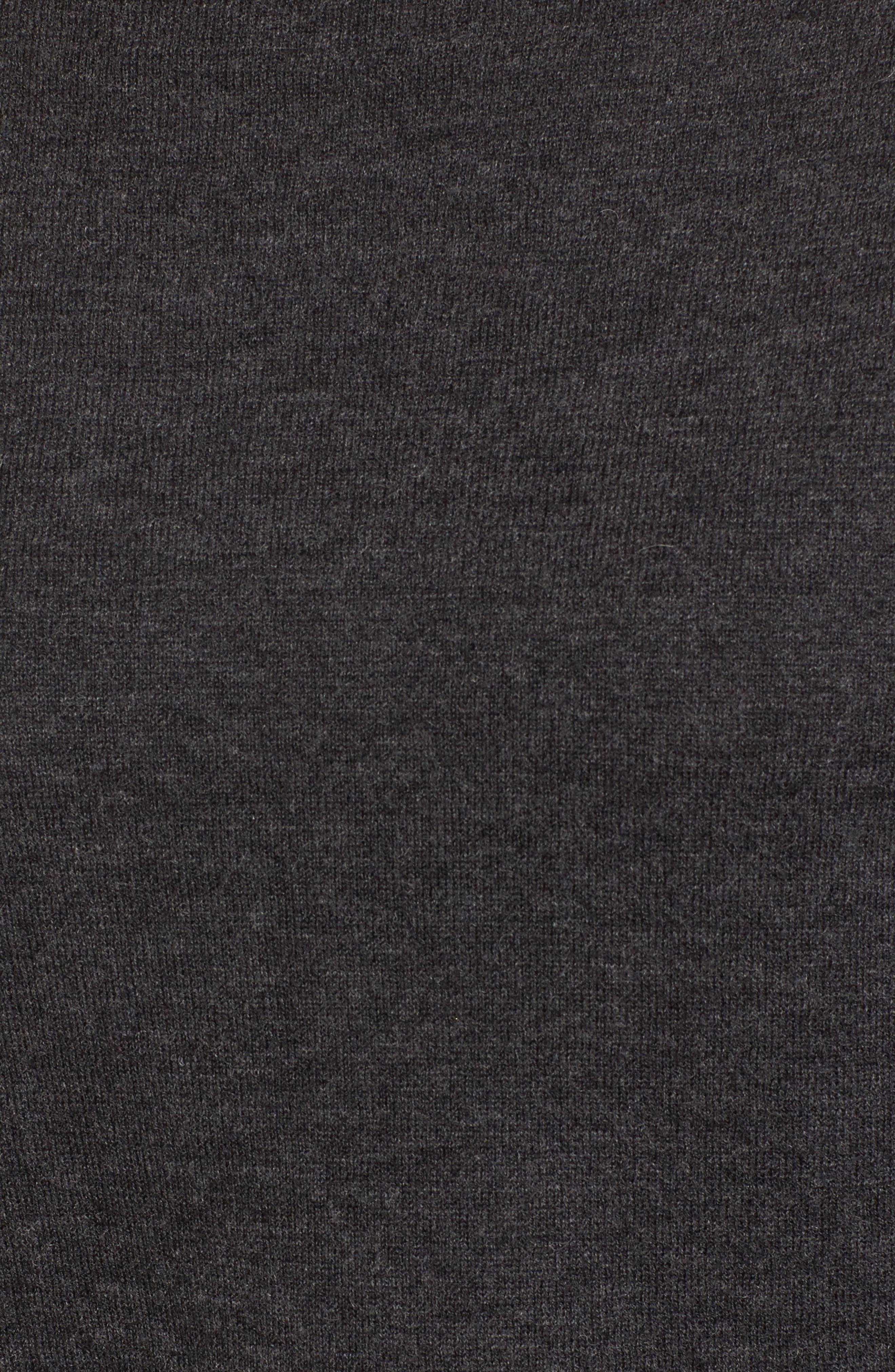 Alternate Image 5  - Eileen Fisher Funnel Neck Sweater (Regular & Petite)