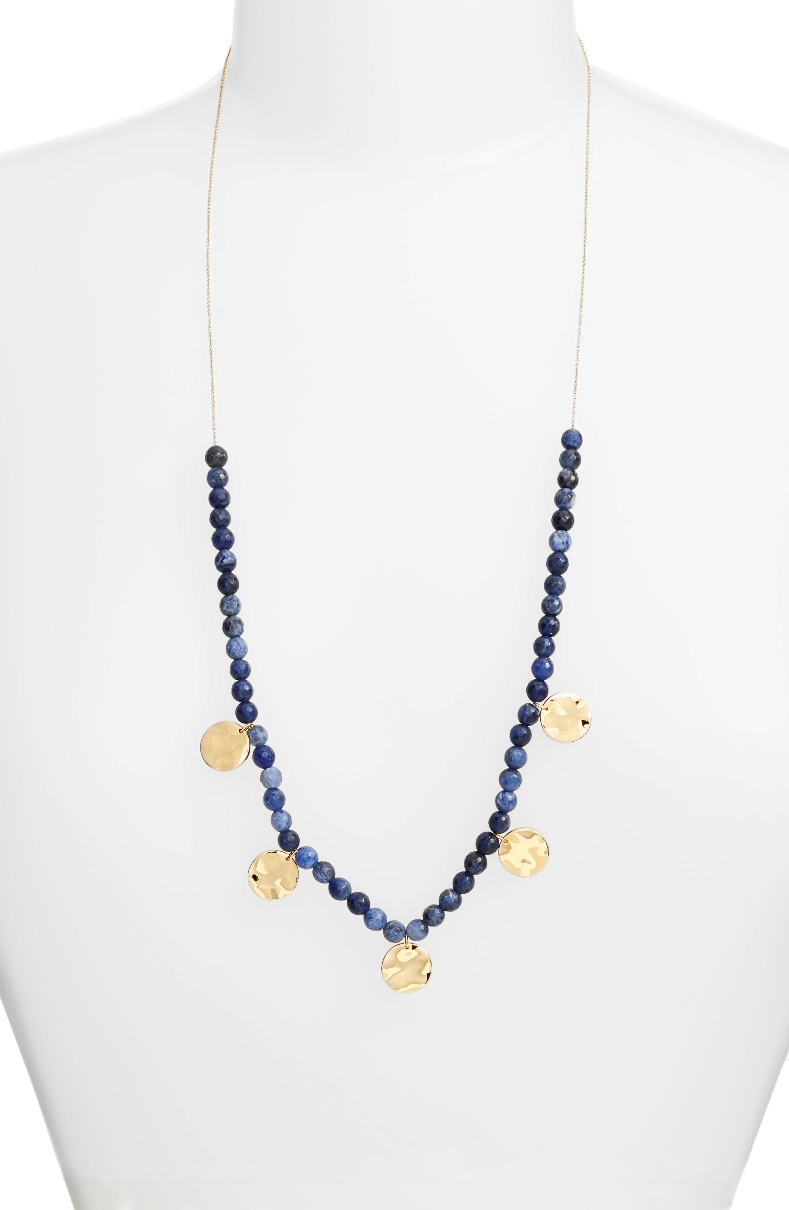 Alternate Image 1 Selected - gorjana Adjustable Necklace