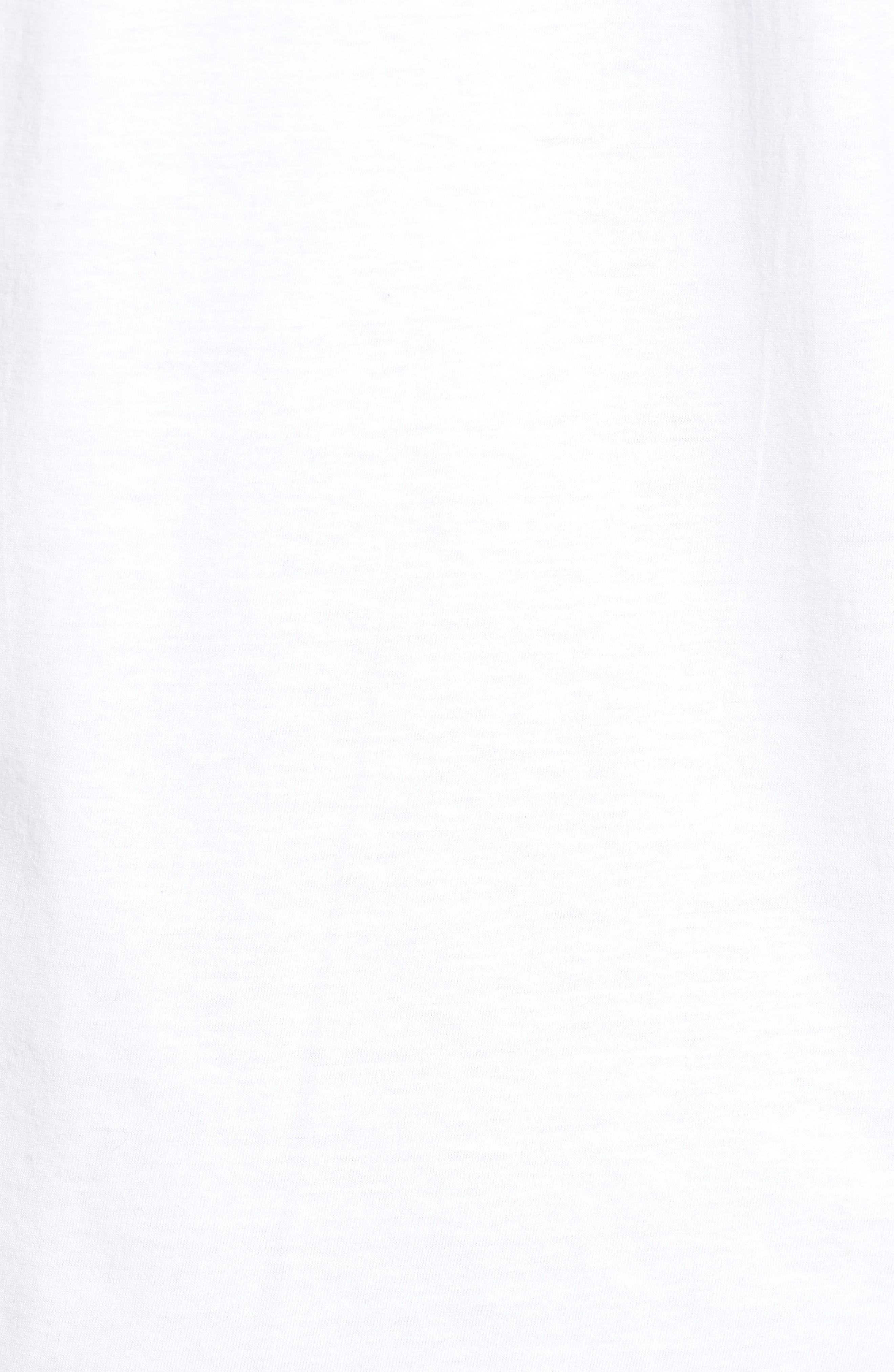 PDX T-Shirt,                             Alternate thumbnail 5, color,                             White