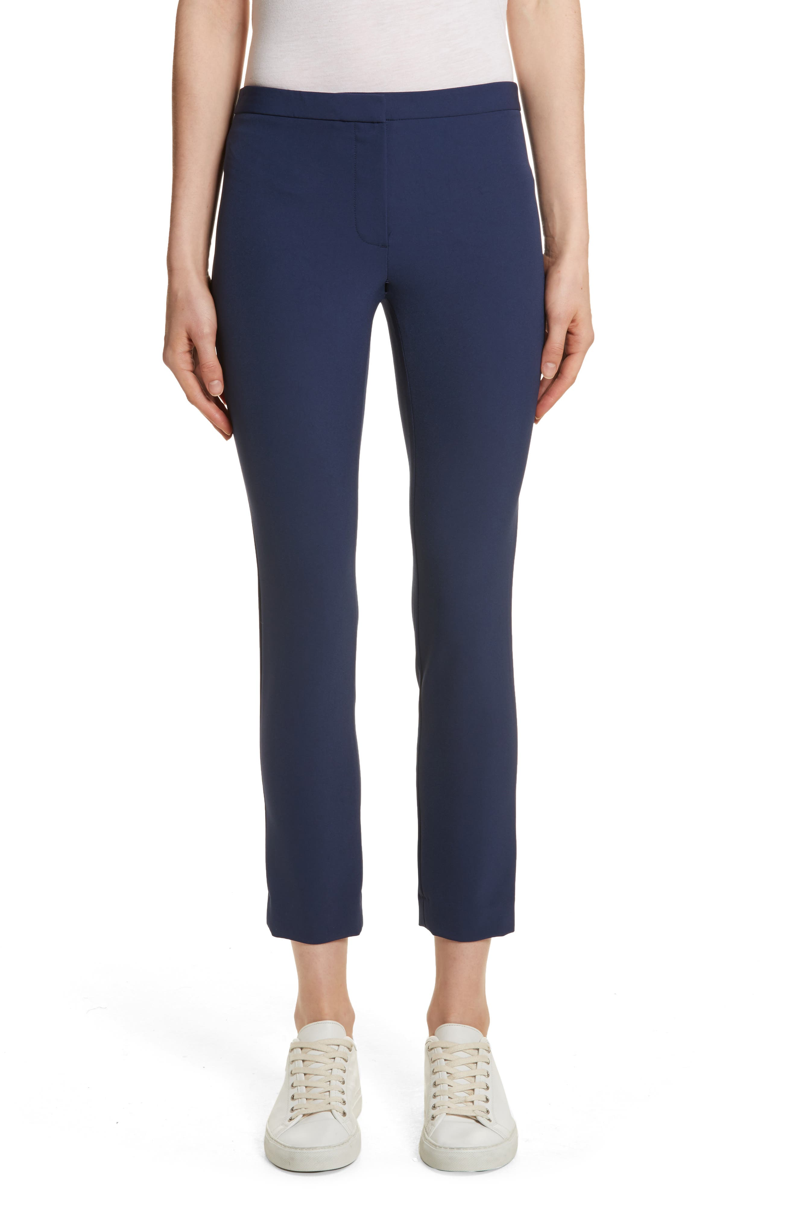 Classic Skinny Pants,                         Main,                         color, Bright Midnight