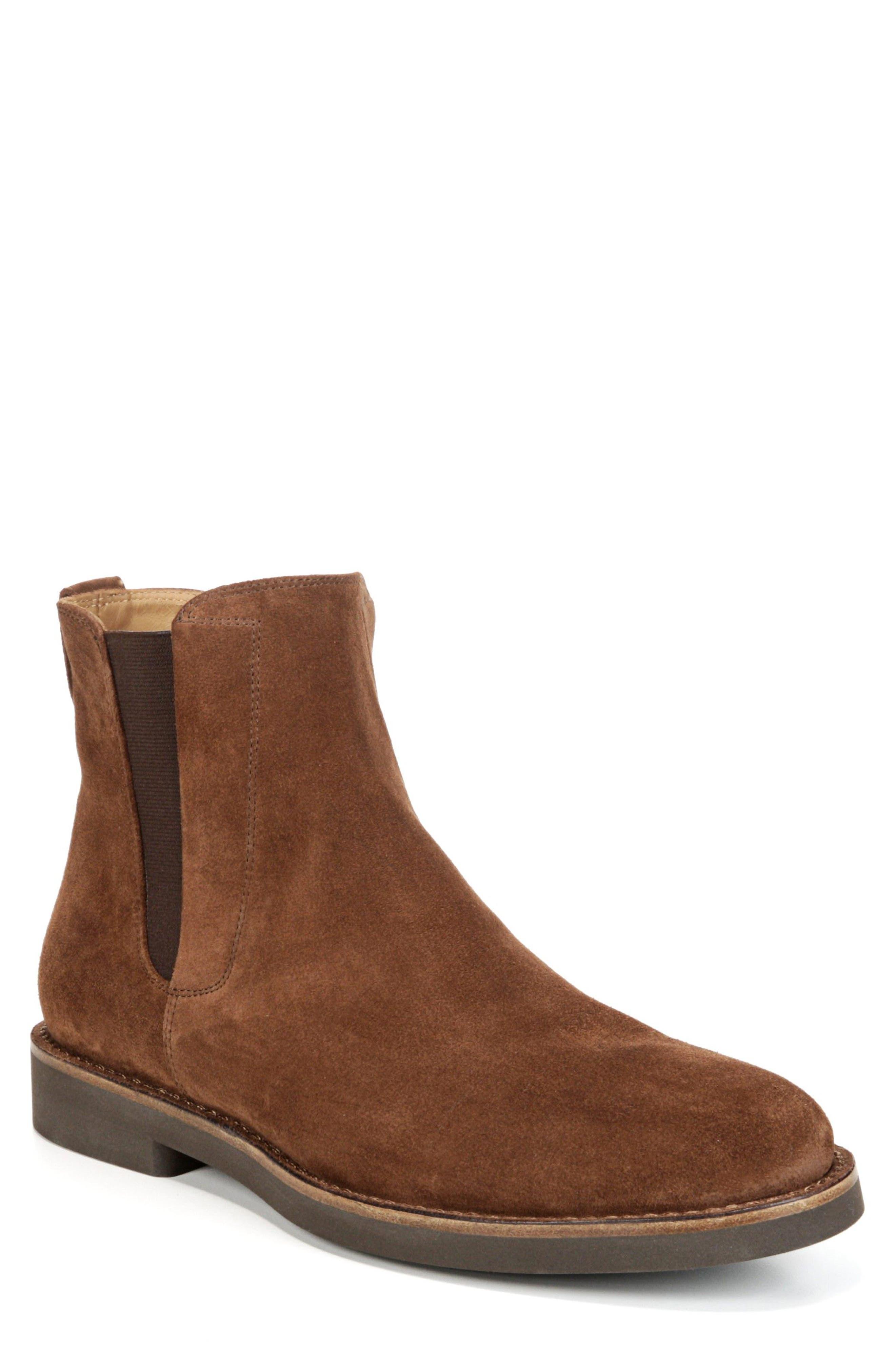 Felix Chelsea Boot,                         Main,                         color, Bark