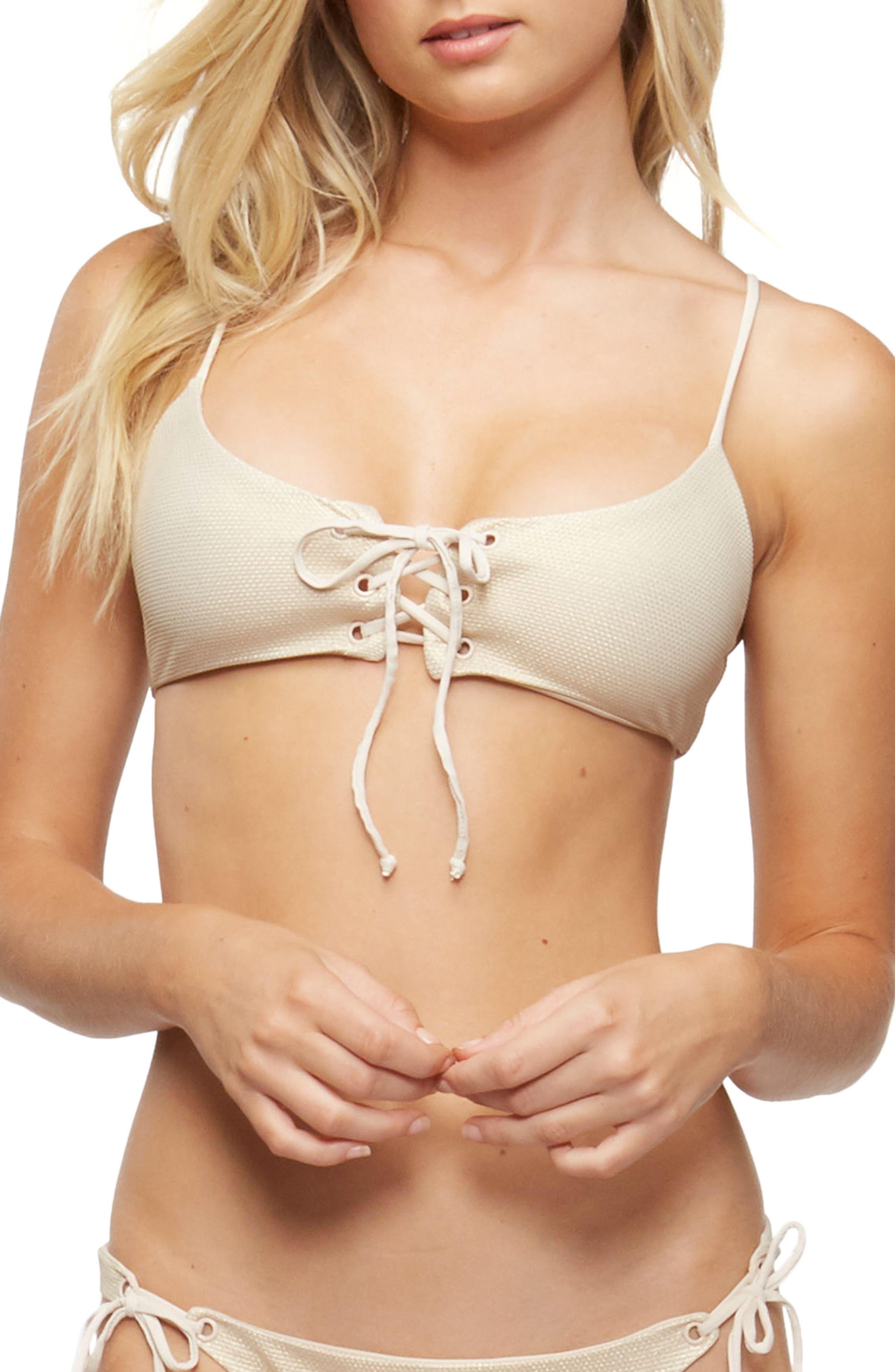 Alternate Image 1 Selected - TAVIK Reign Bikini Top