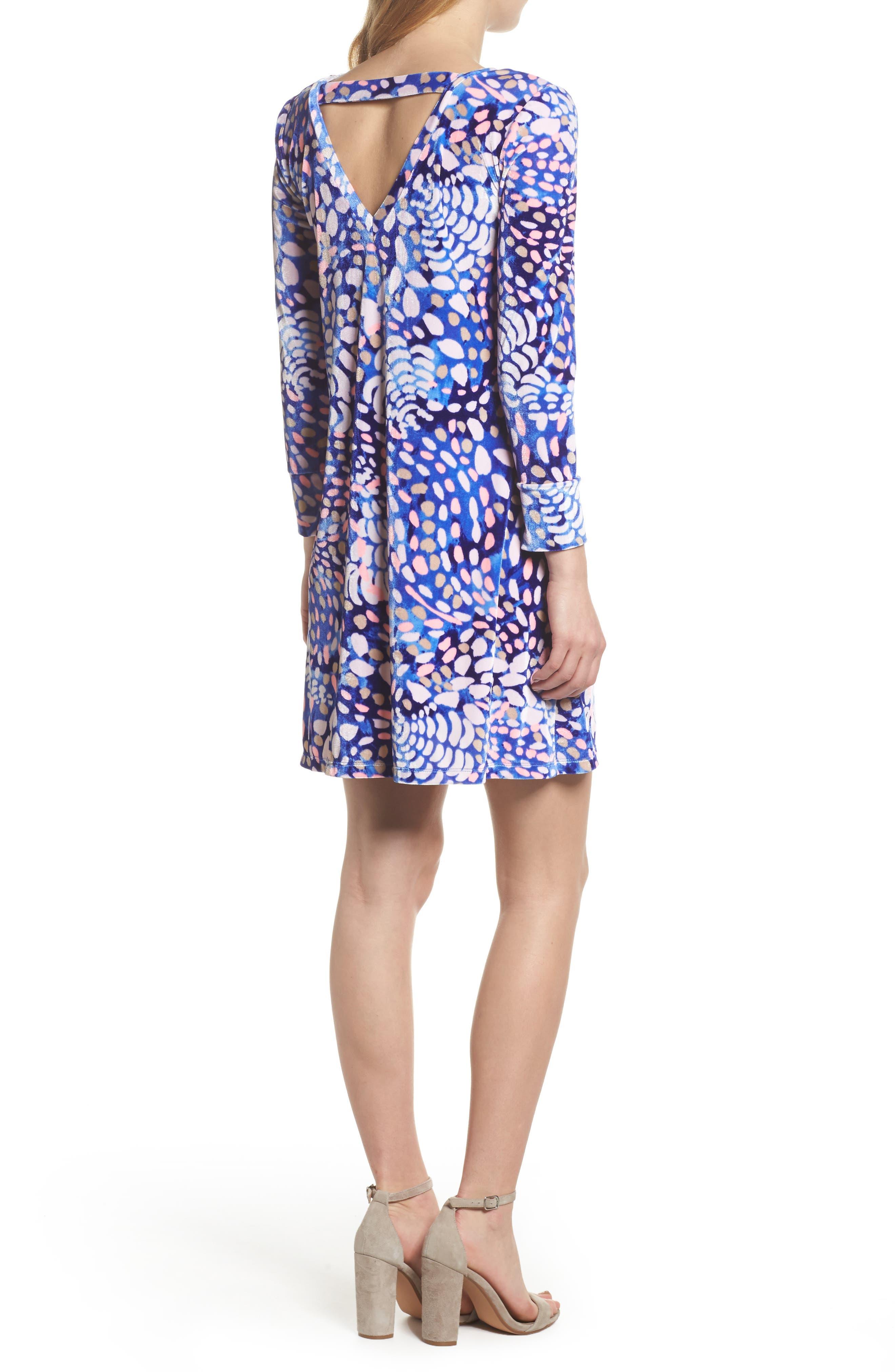 Alternate Image 2  - Lilly Pulitzer® Olive Swing Dress