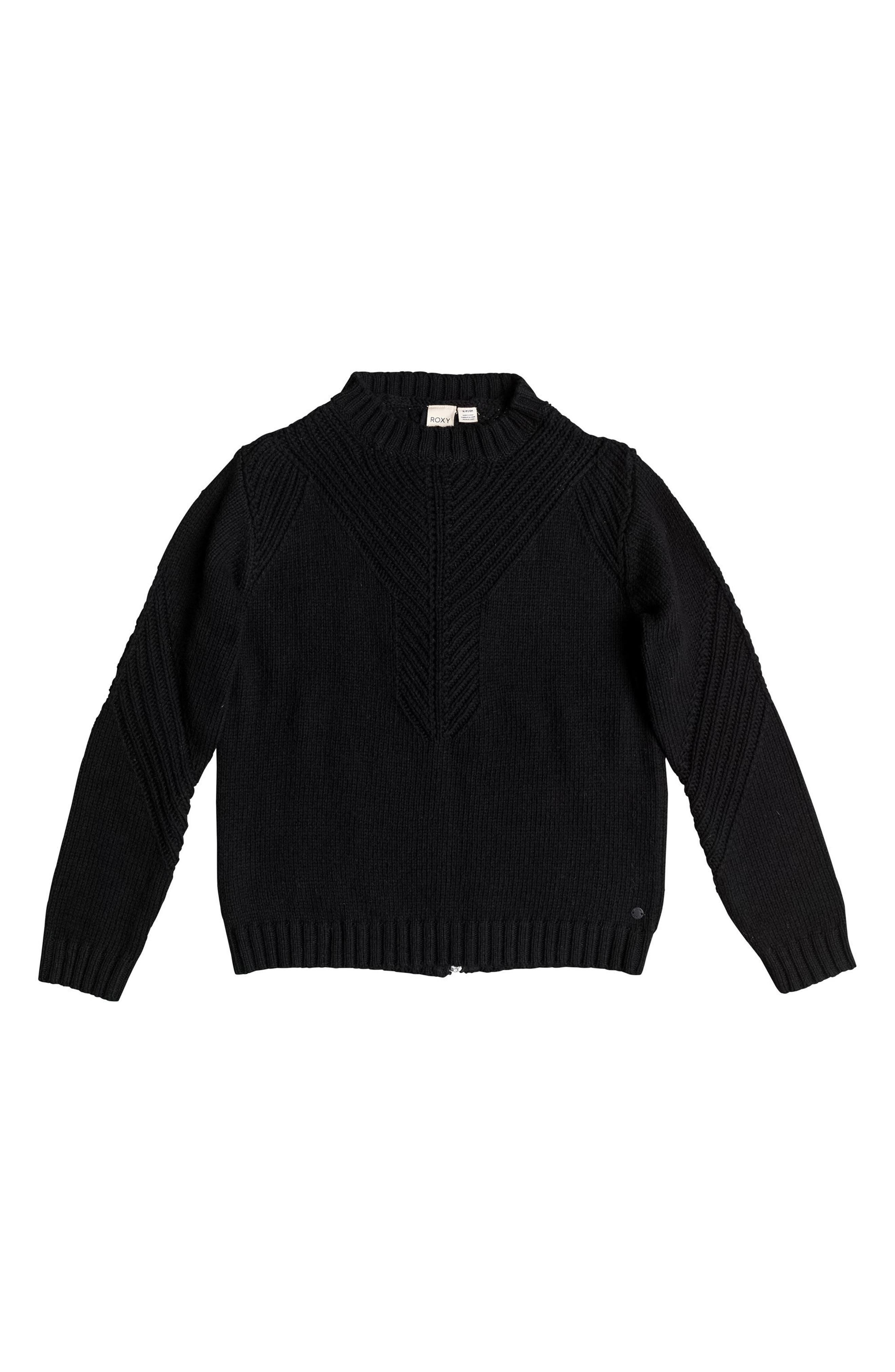 Take Over the World Sweater,                             Alternate thumbnail 3, color,                             Anthracite