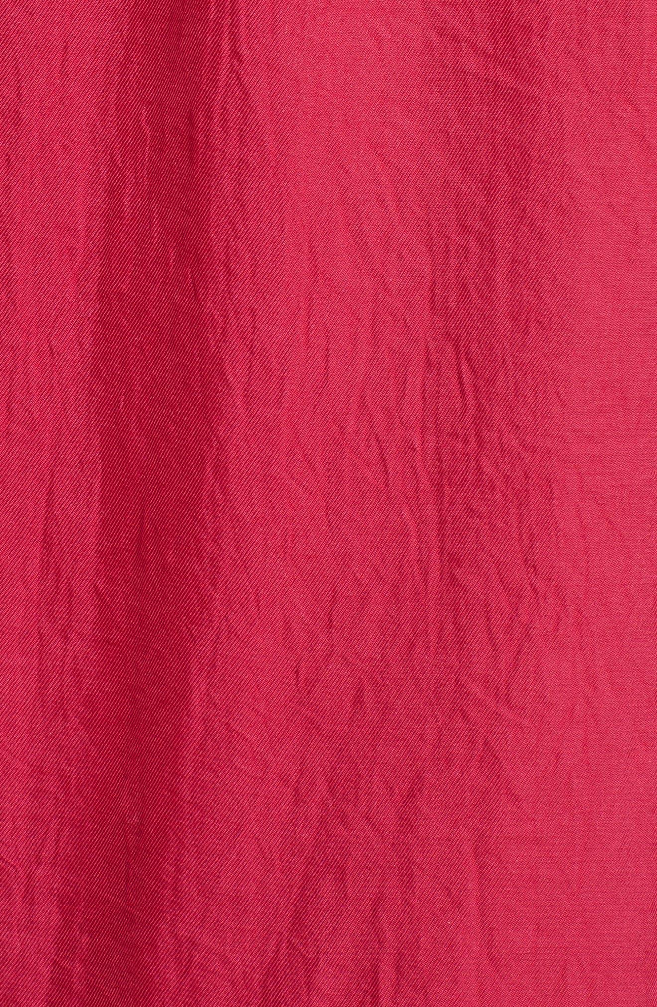 Alternate Image 5  - rag & bone Vanessa Zip Front Blouse