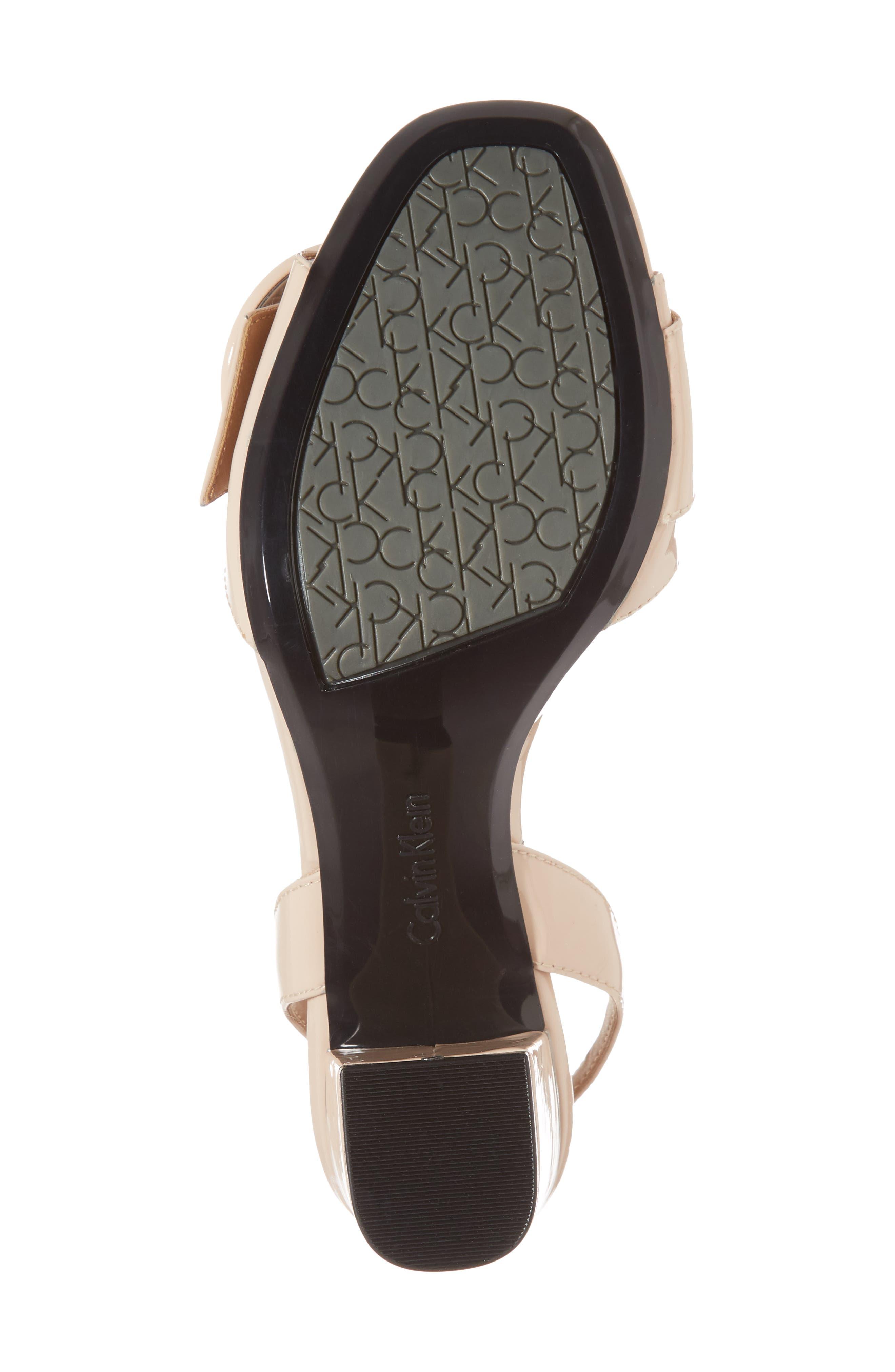 Alternate Image 6  - Calvin Klein Claudia Slingback Sandal (Women)