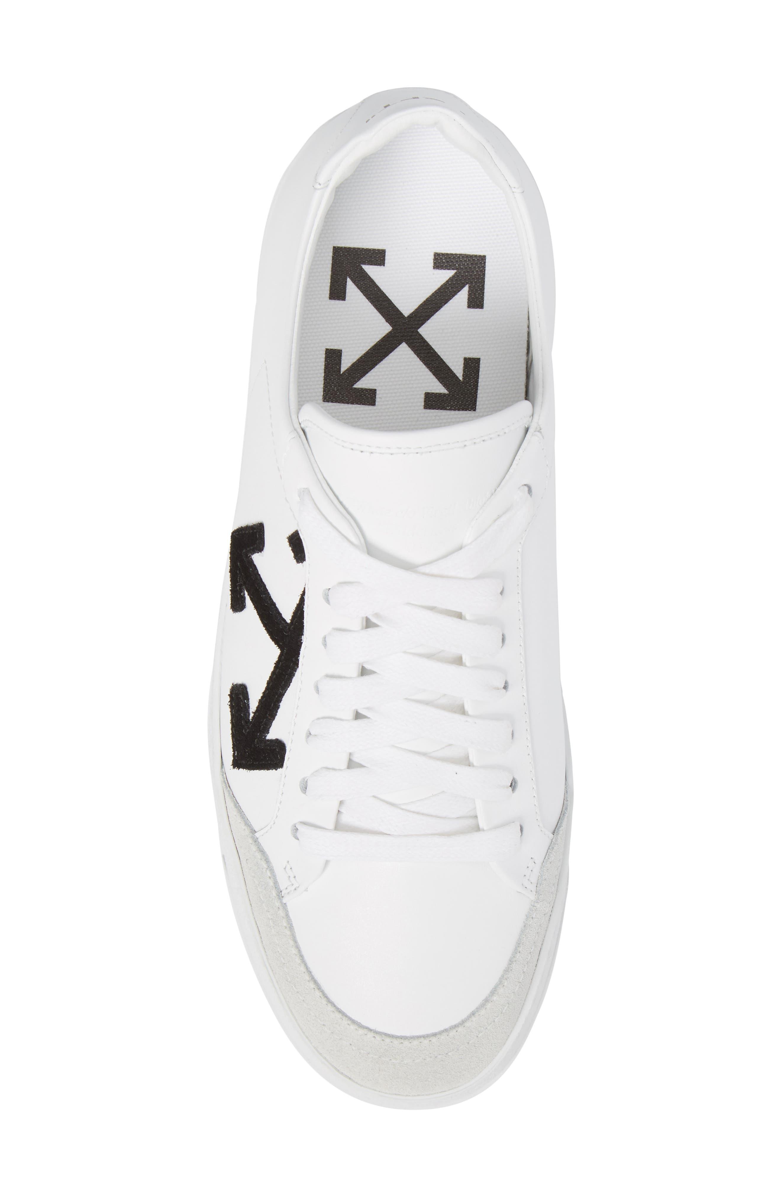 Alternate Image 5  - Off-White Arrow Sneaker (Women)