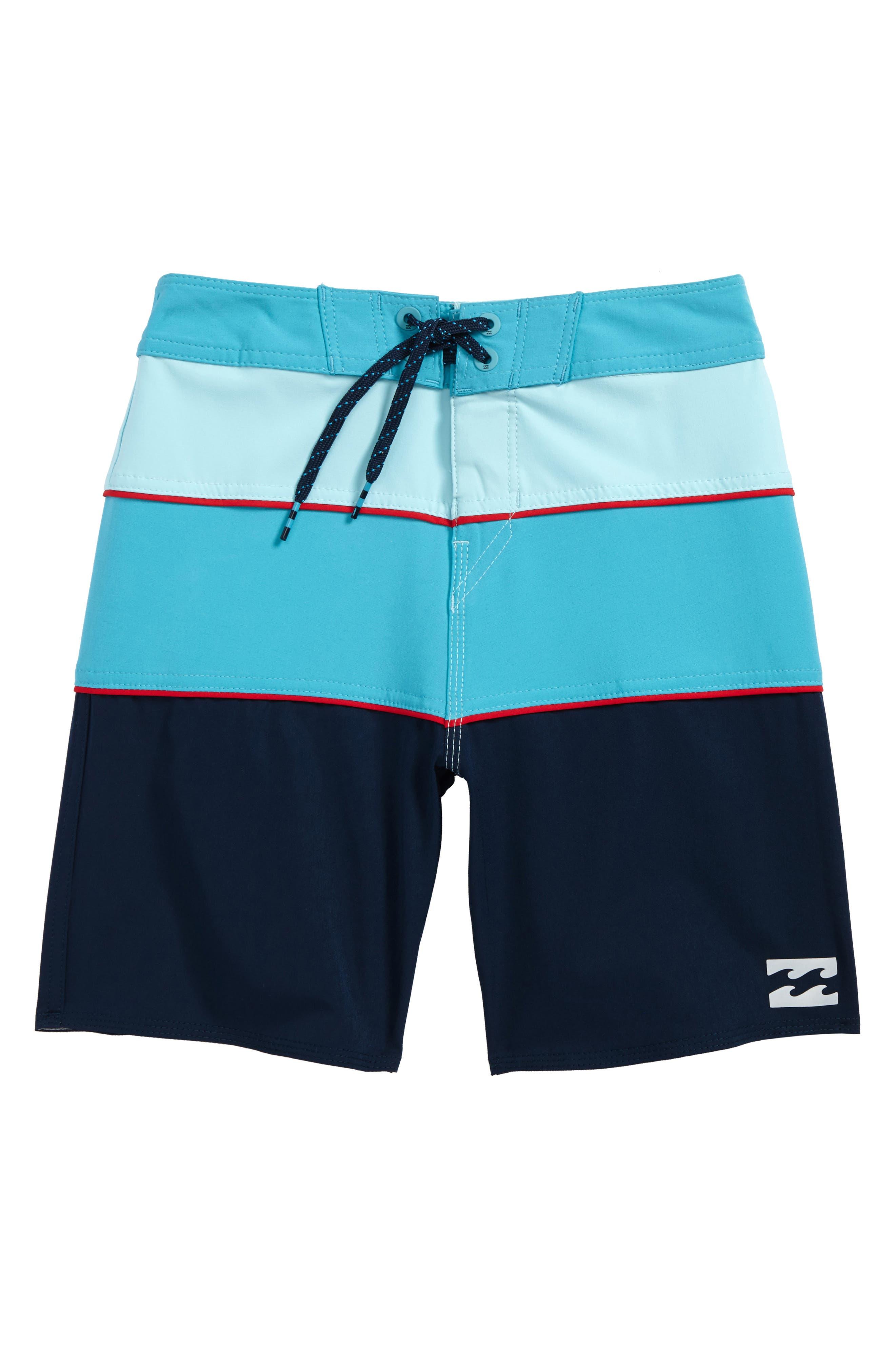 Tribong X Board Shorts,                             Main thumbnail 1, color,                             Navy