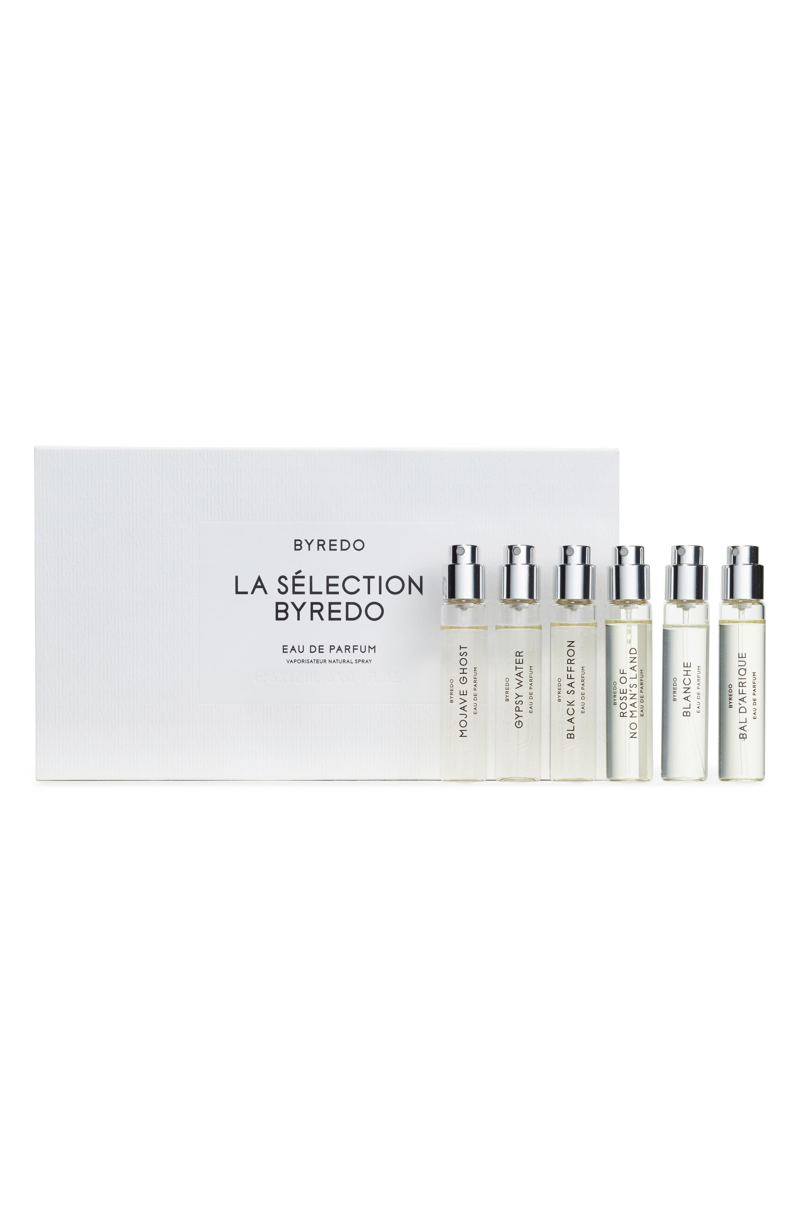 Alternate Image 2  - BYREDO La Sélection 6-Piece Fragrance Set