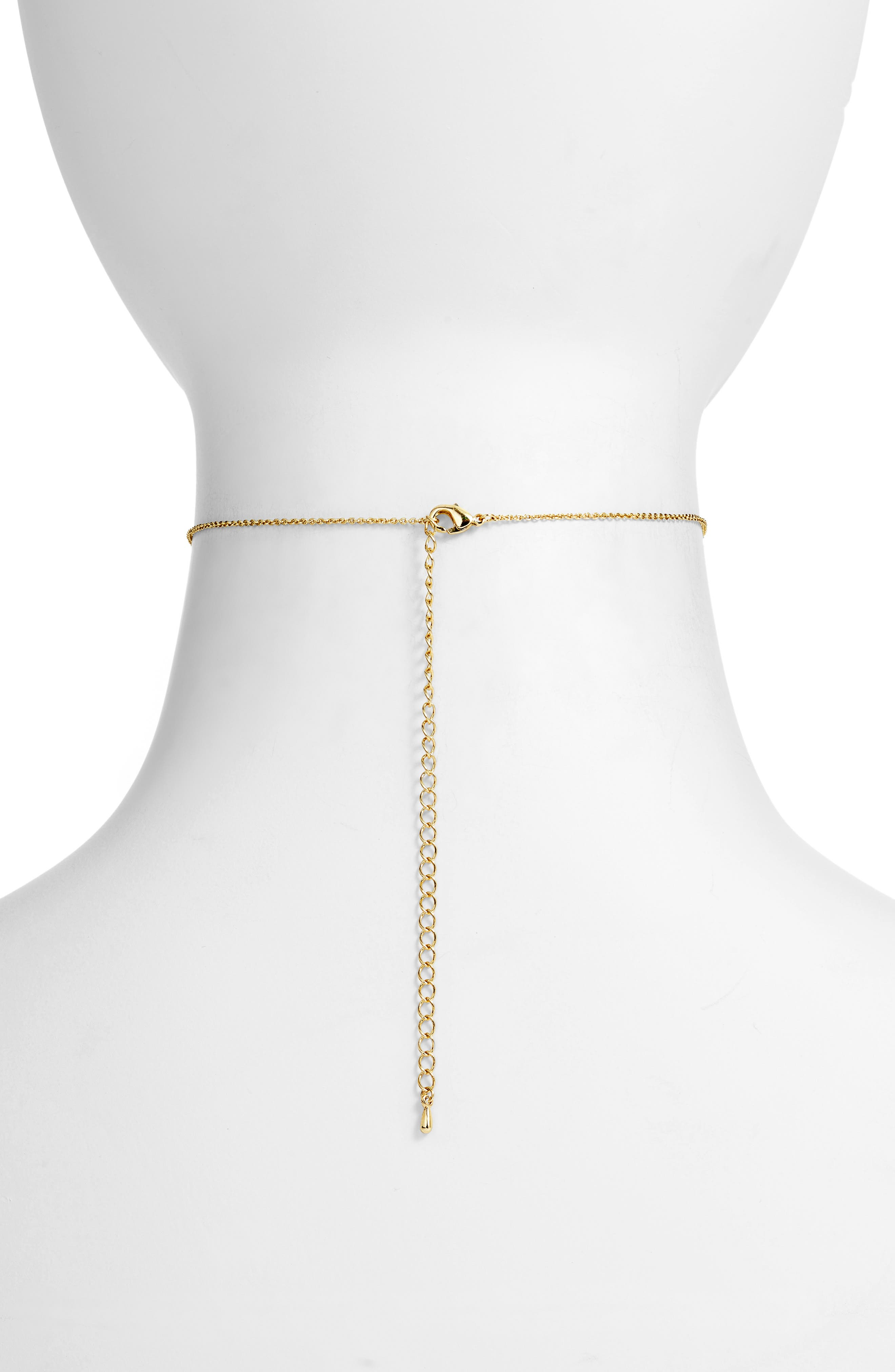 Alternate Image 2  - five and two Max Circle Choker Necklace
