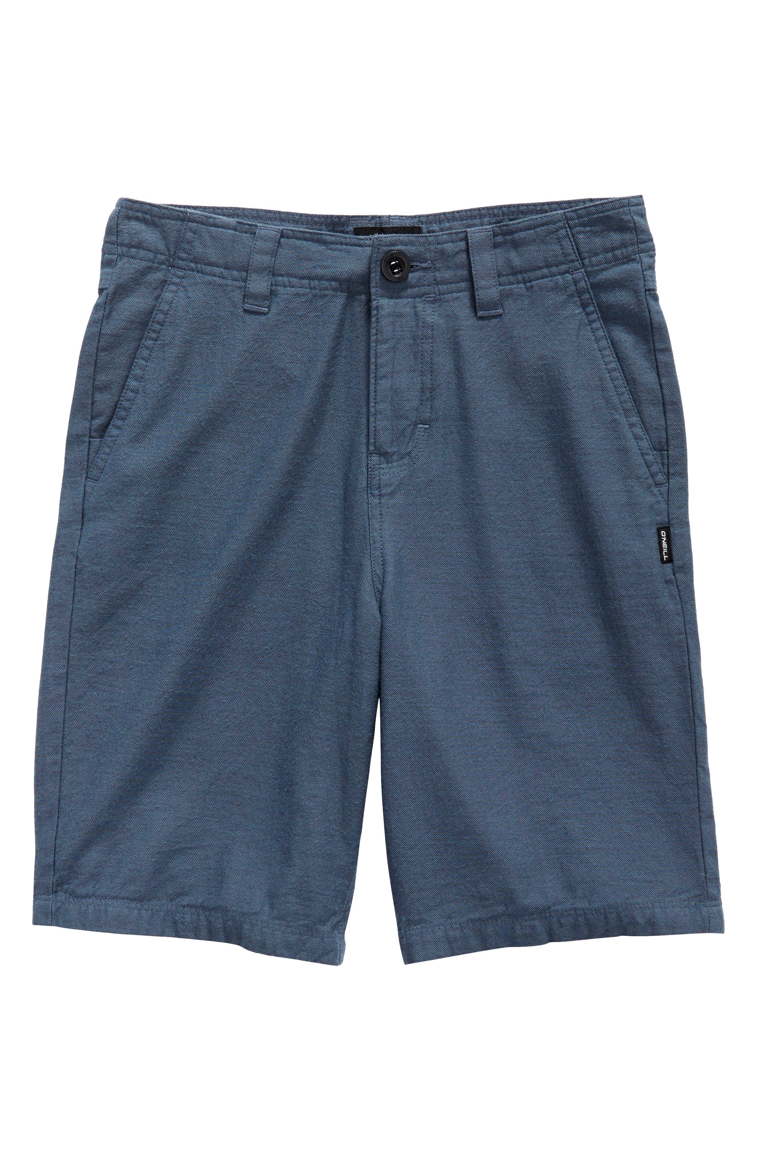 Alternate Image 1 Selected - O'Neill Scranton Chino Shorts (Big Boys)