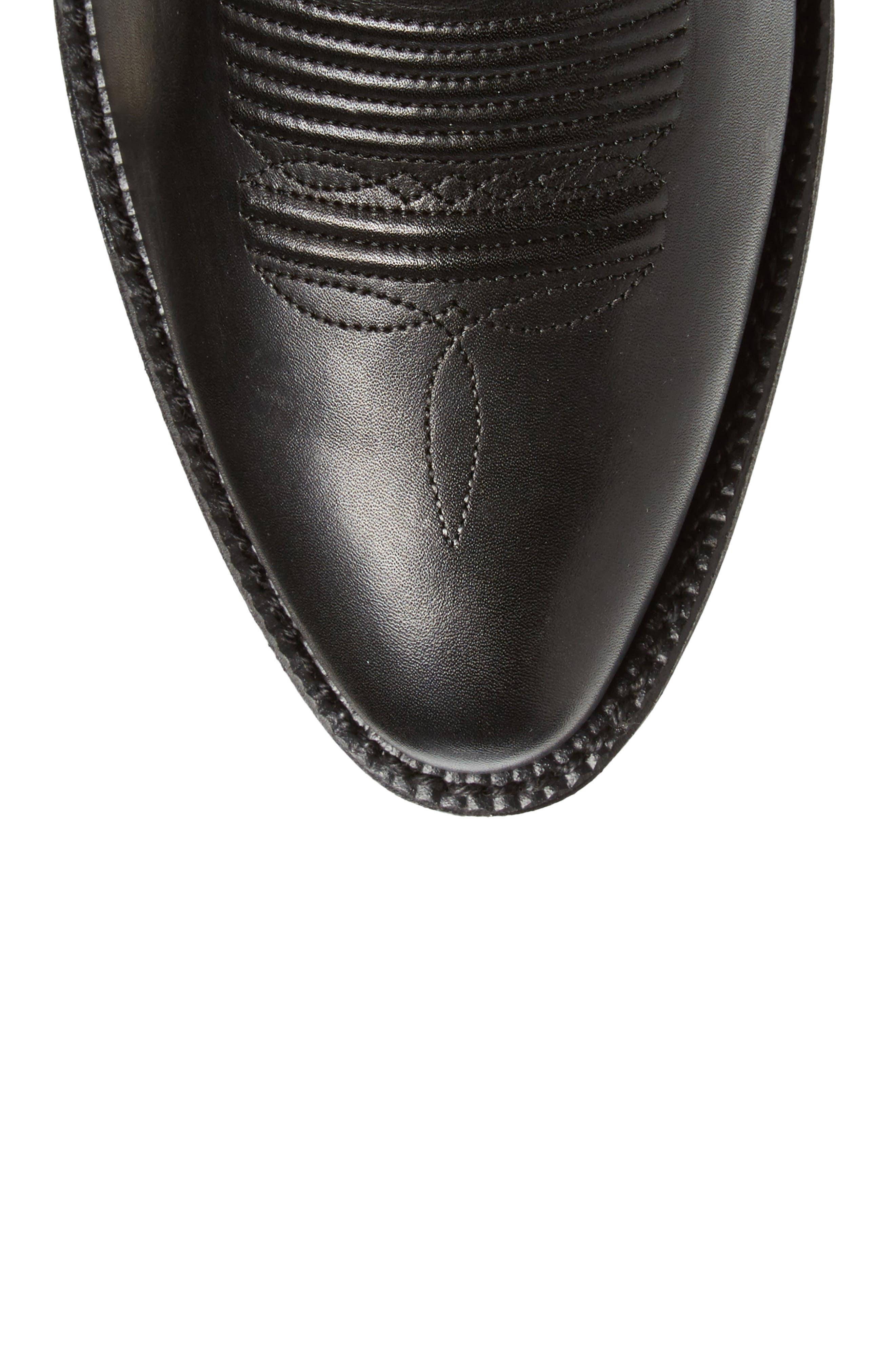 Alternate Image 5  - Ariat Heritage Calhoun Western R-Toe Boot (Men)