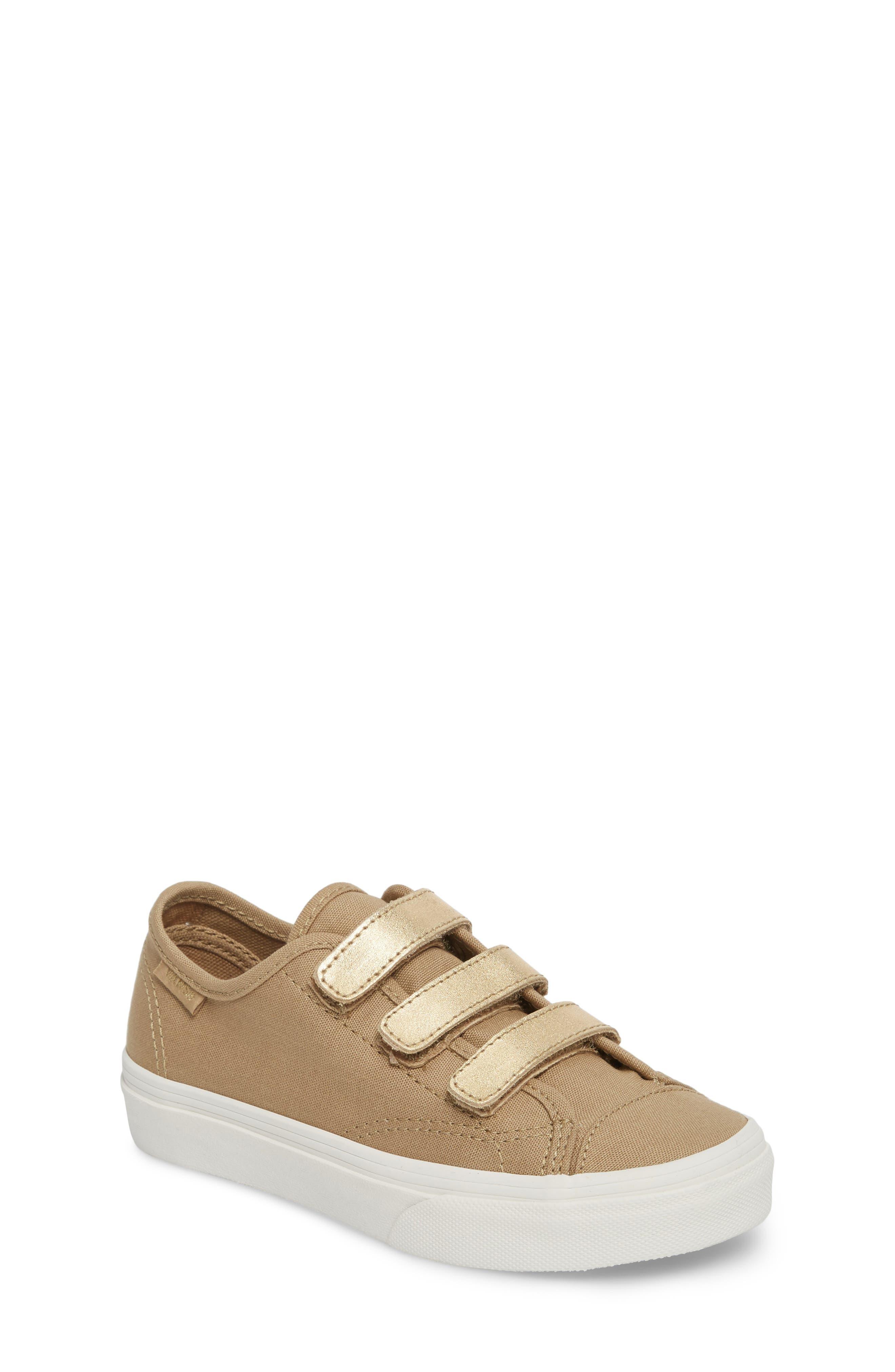 Style 23V Sneaker,                         Main,                         color, Metallic/ Cornstalk