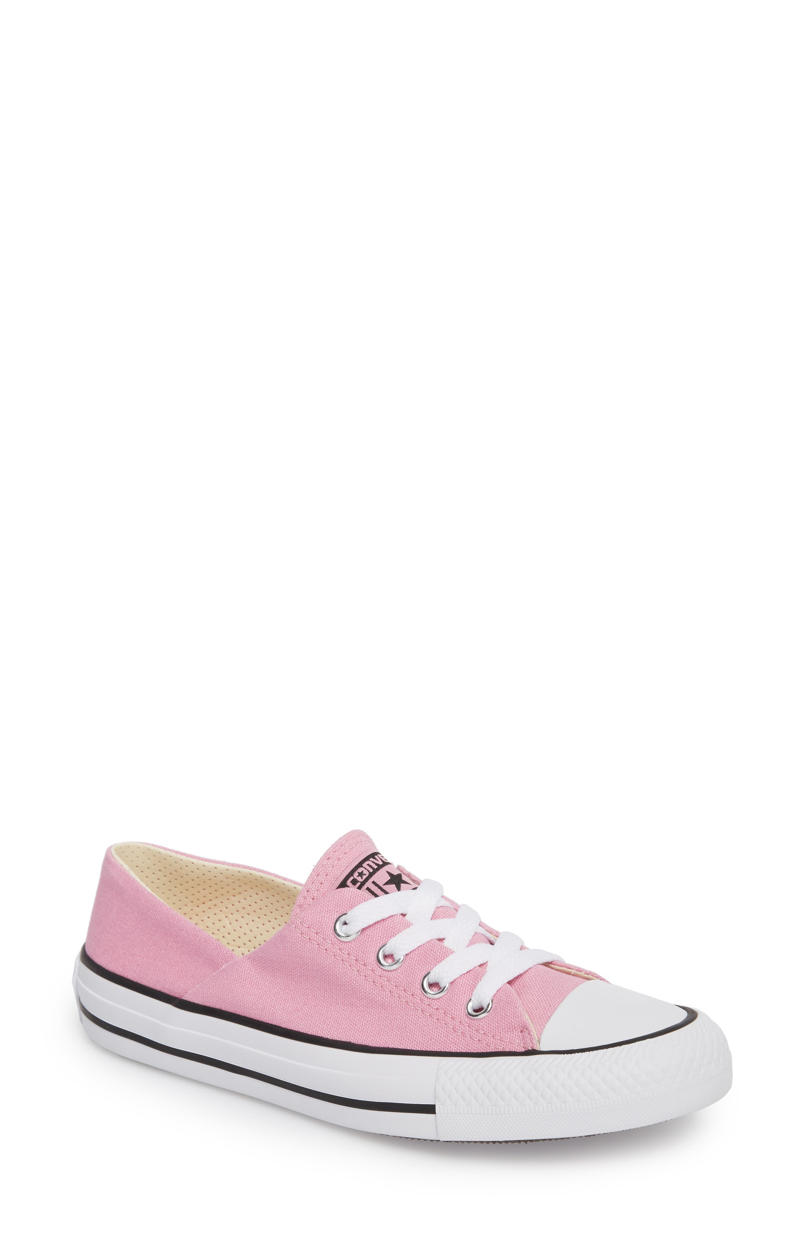 Main Image - Converse Chuck Taylor® All Star® Coral Ox Low Top Sneaker (Women)