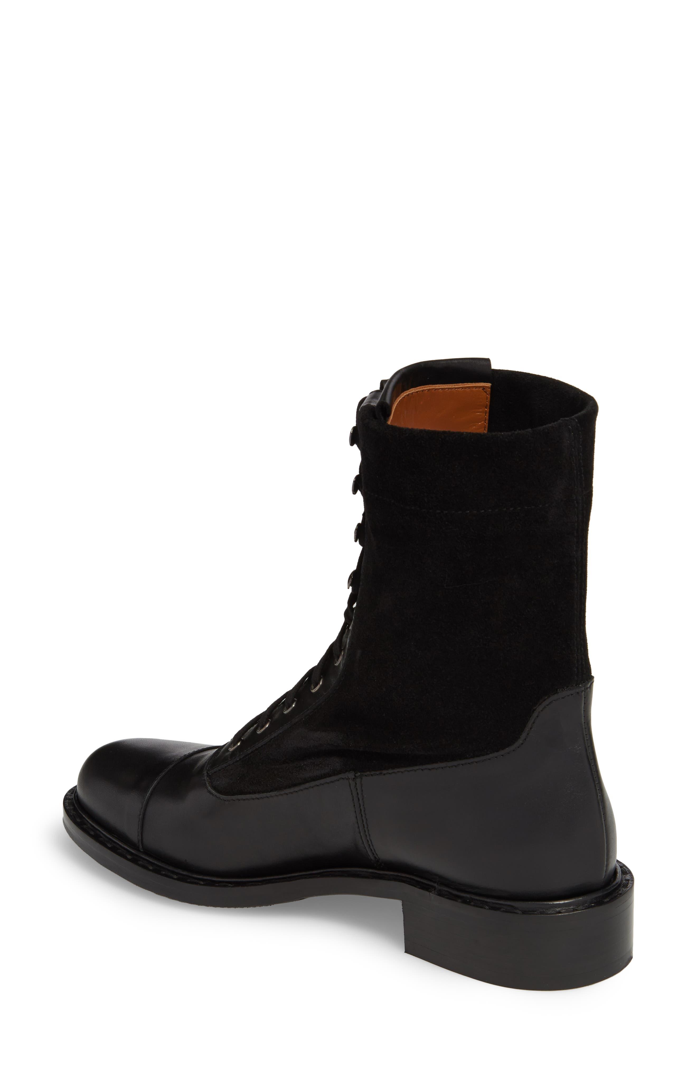 Brigitta Weatherproof Boot,                             Alternate thumbnail 2, color,                             Black/ Black