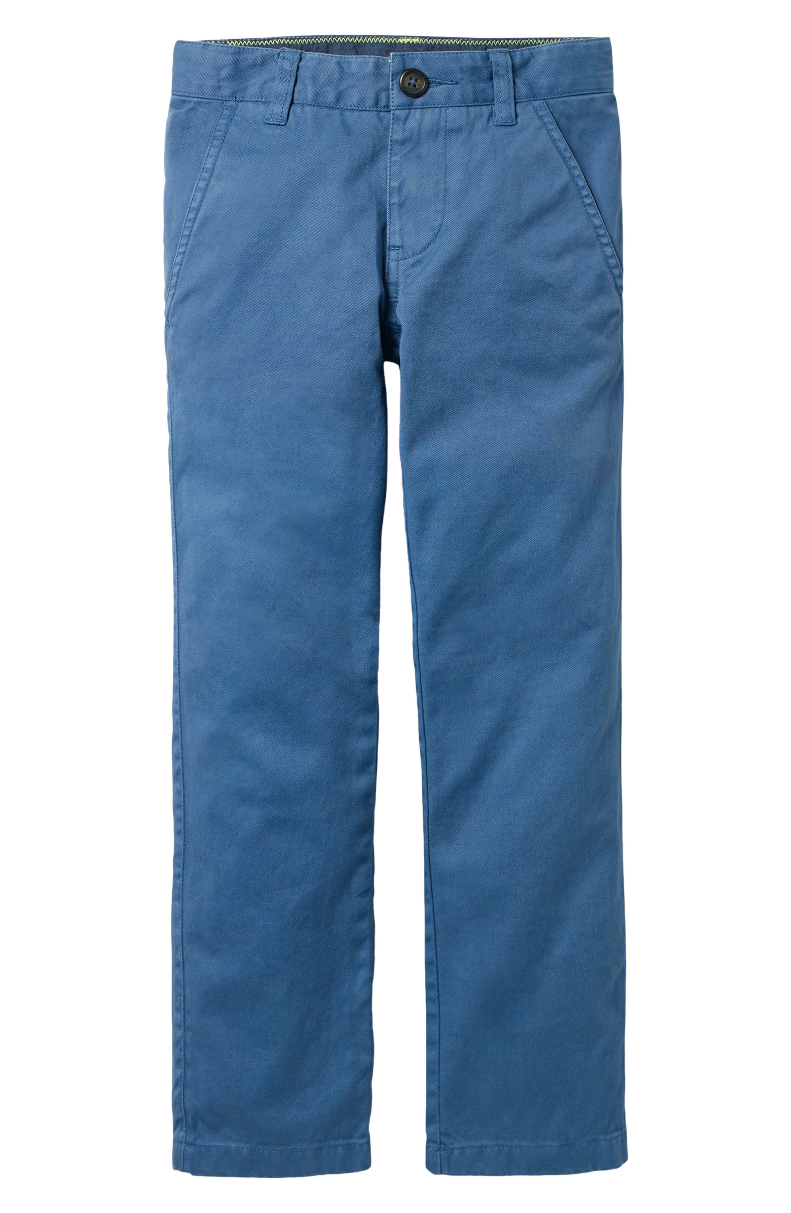 Alternate Image 1 Selected - Mini Boden Chino Pants (Toddler Boys, Little Boys & Big Boys)