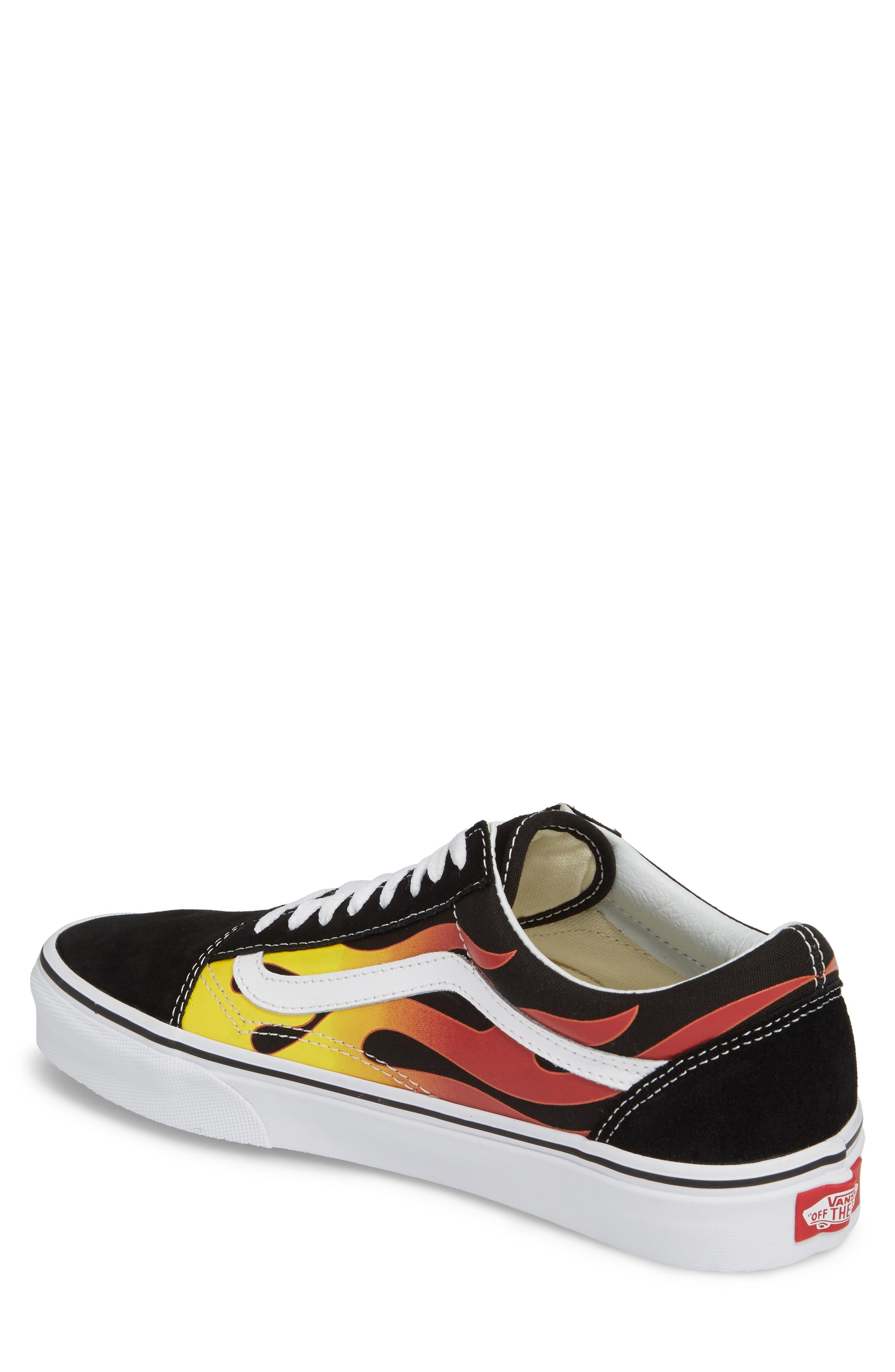 Alternate Image 2  - Vans UA Old Skool Low Top Sneaker (Men)