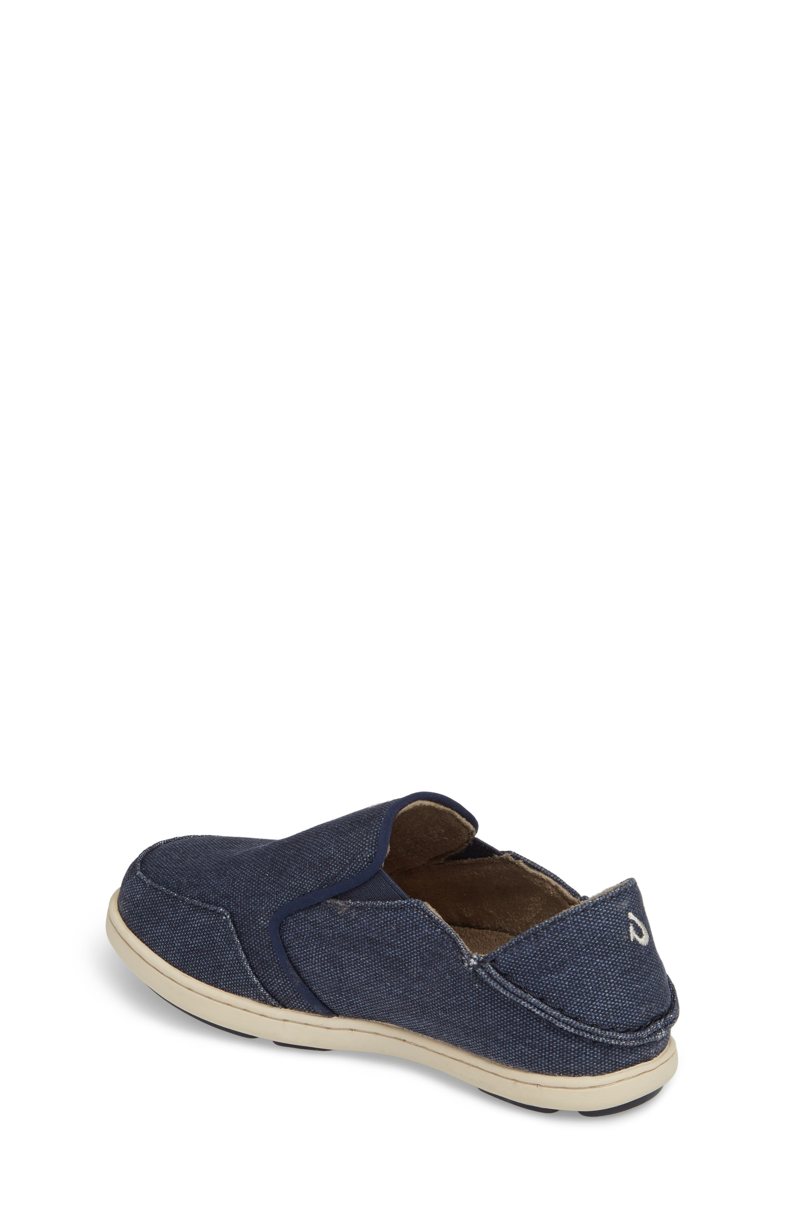 Nohea Lole Collapsible Slip-On,                             Alternate thumbnail 2, color,                             Trench Blue