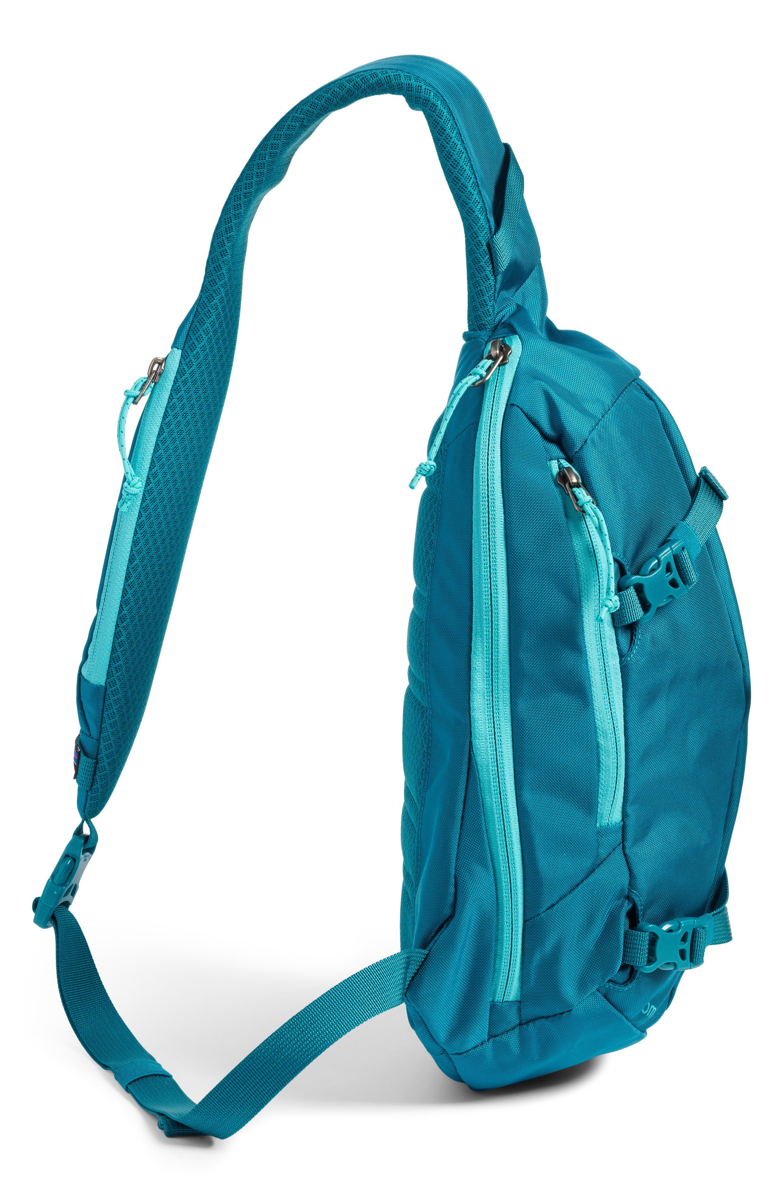 Atom 8L Sling Backpack,                             Alternate thumbnail 5, color,                             Elwha Blue