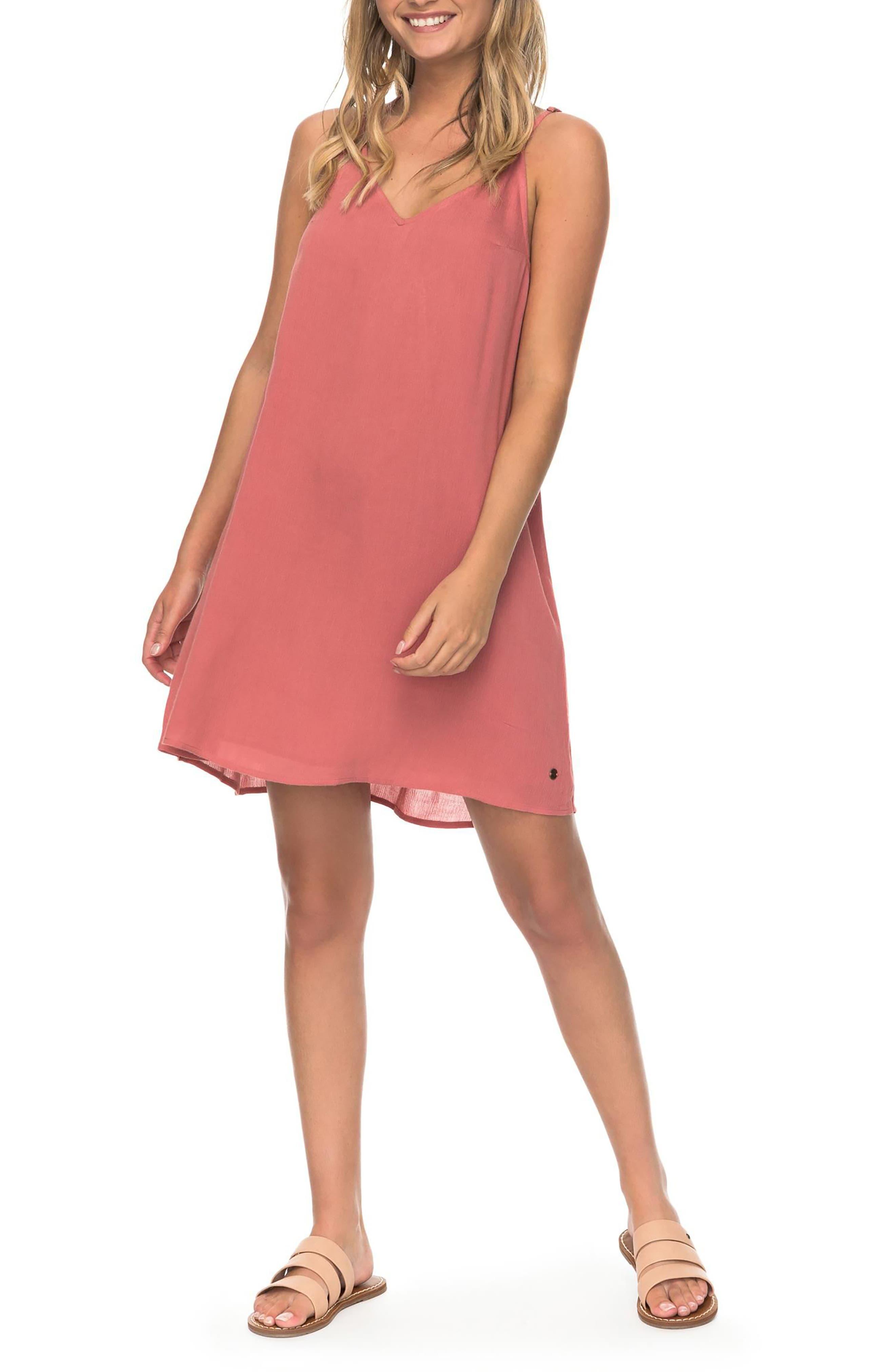 Roxy Dome of Amalfi Strappy Camisole Dress