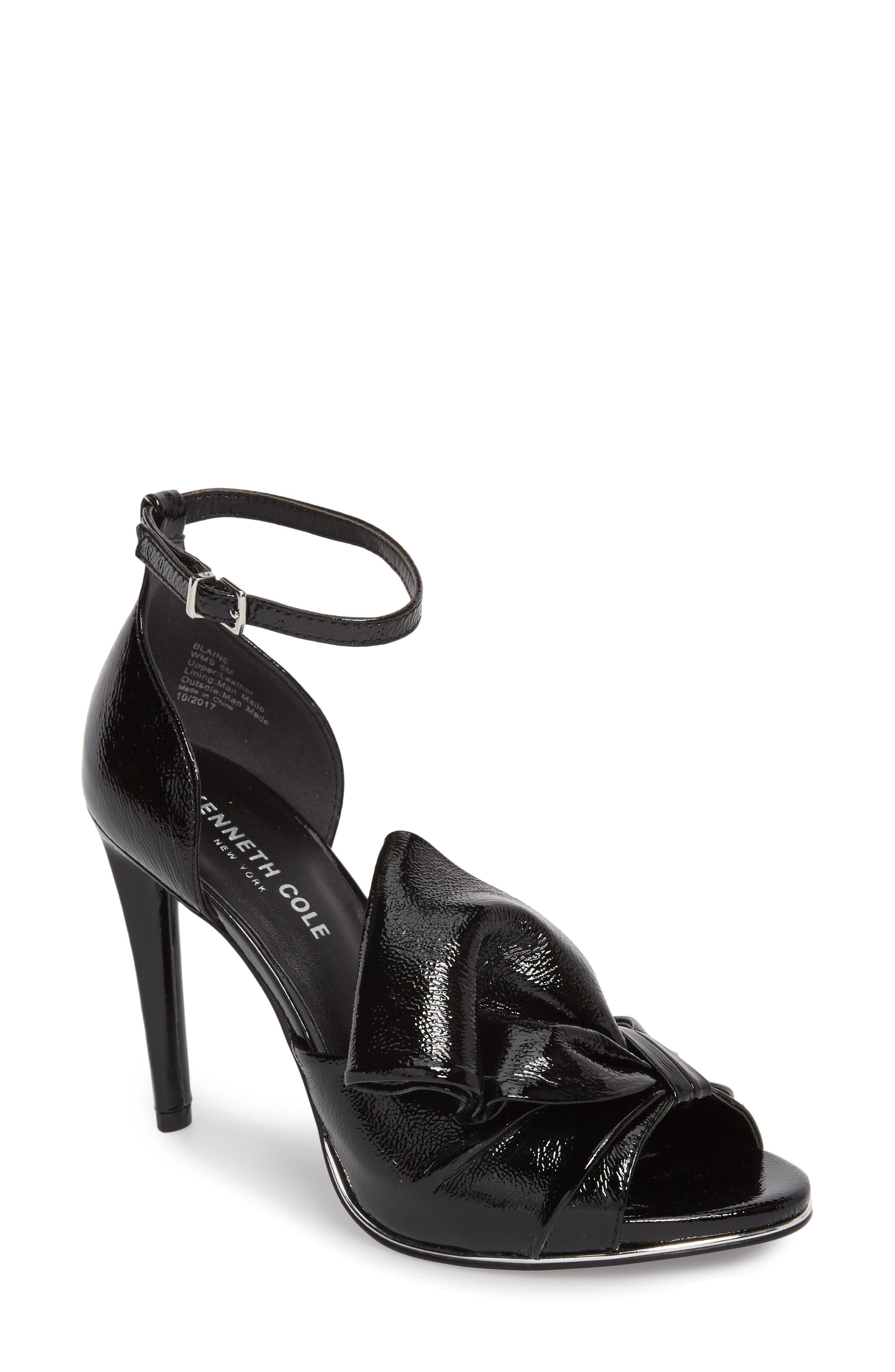 Alternate Image 1 Selected - Kenneth Cole New York Blaine Ankle Strap Sandal (Women)