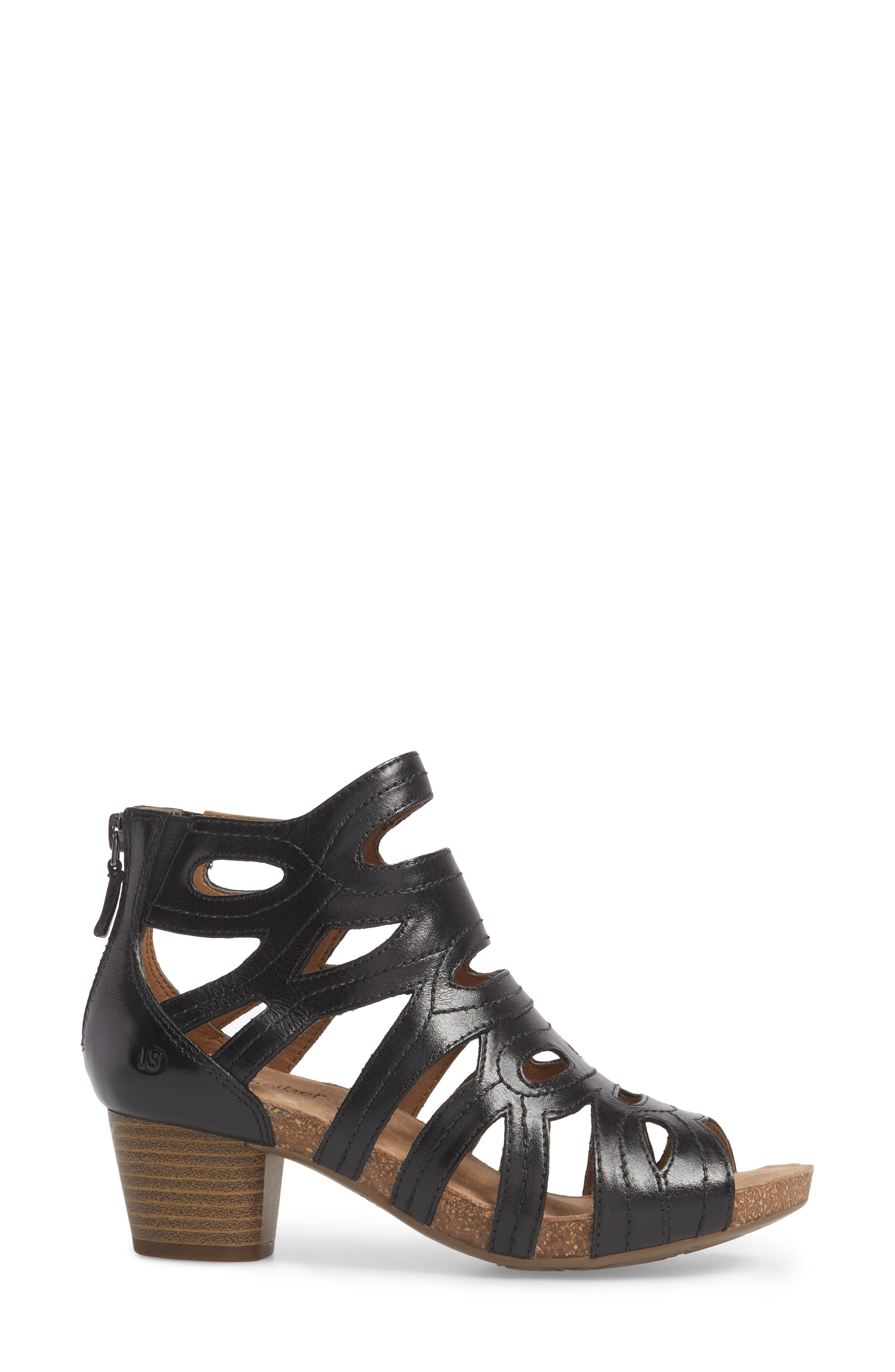 Alternate Image 3  - Josef Seibel Rose 21 Gladiator Sandal (Women)