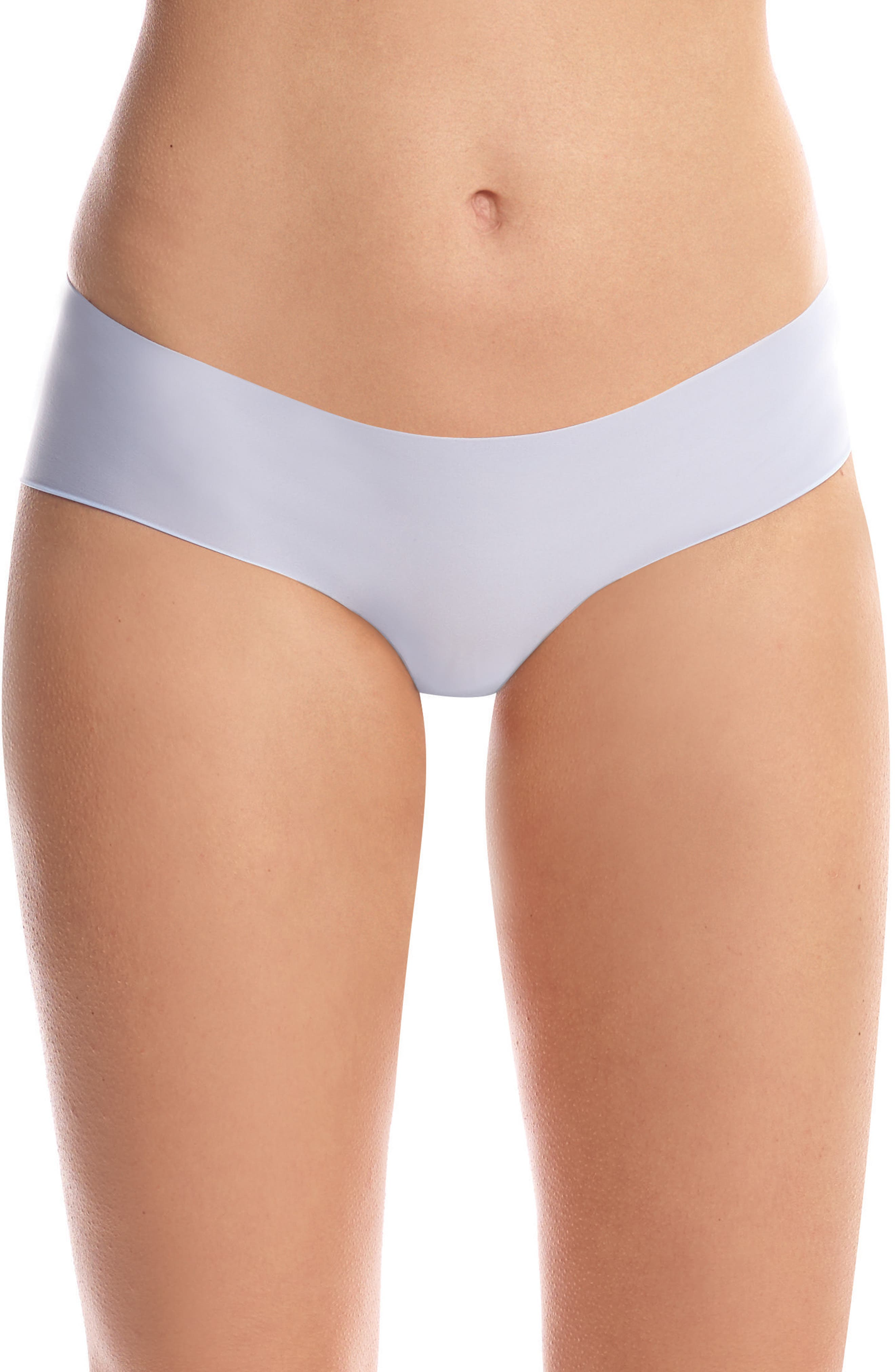 Perfect Stretch Hipster Briefs,                             Main thumbnail 1, color,                             Sky
