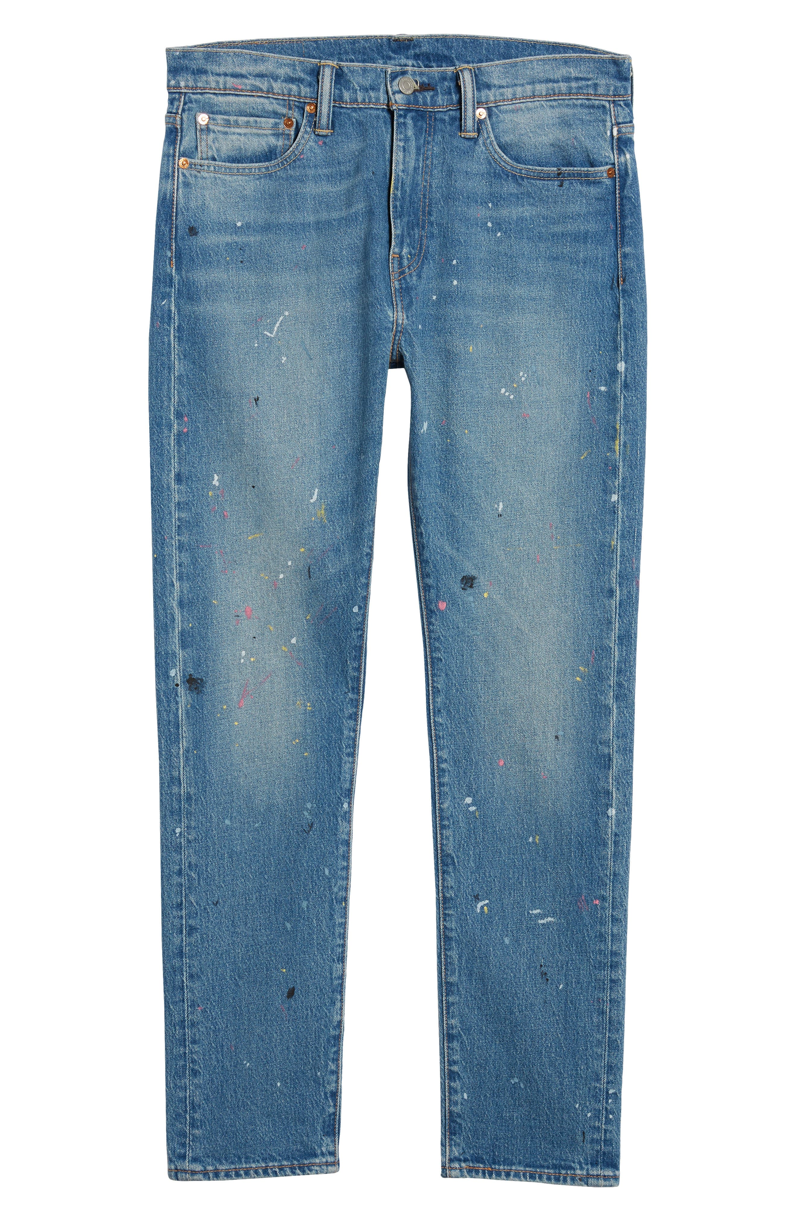 510<sup>™</sup> Skinny Fit Jeans,                             Alternate thumbnail 6, color,                             Zapt