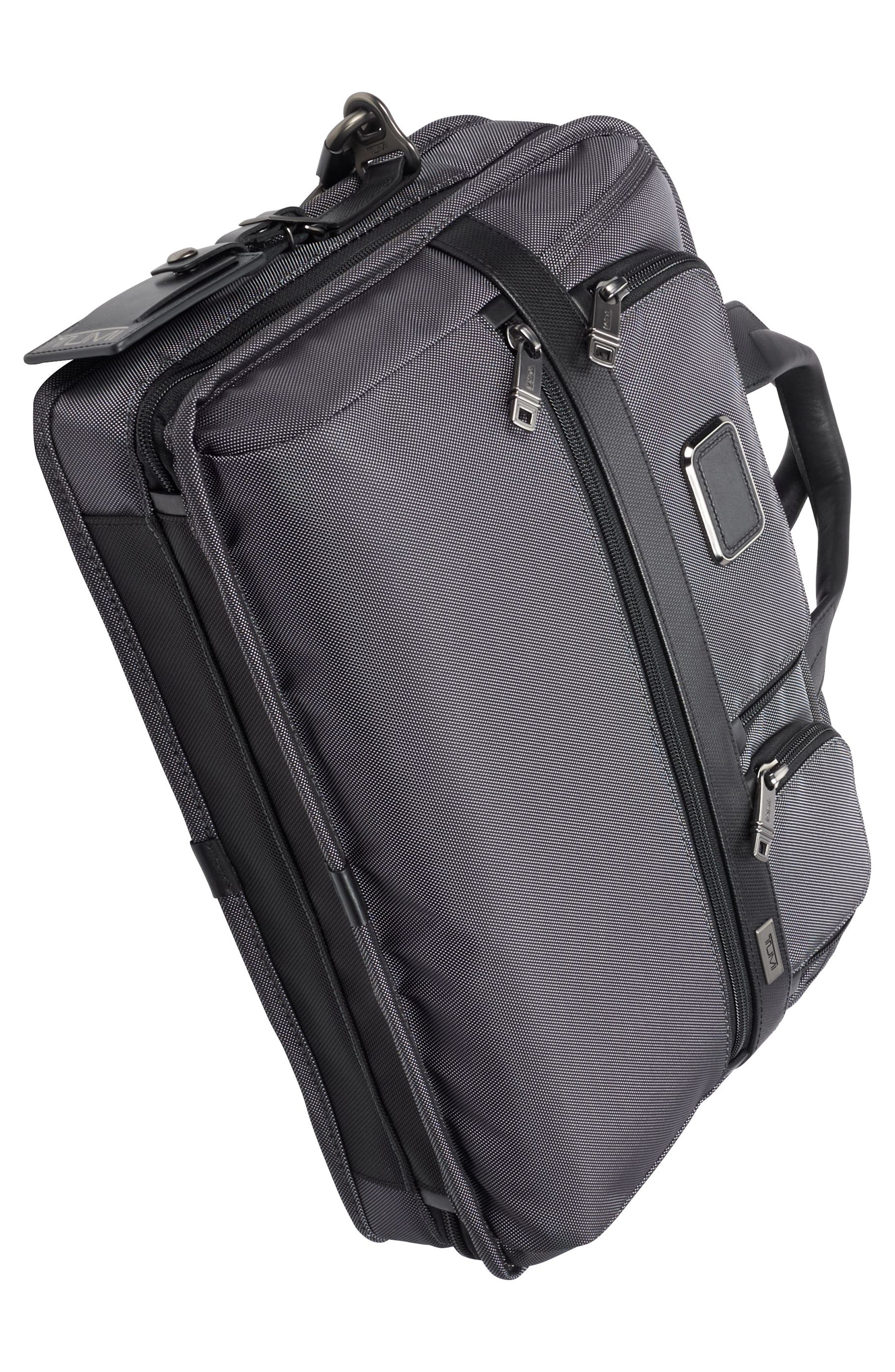 Alpha 2 - T-Pass<sup>™</sup> Briefcase,                             Alternate thumbnail 5, color,                             Pewter