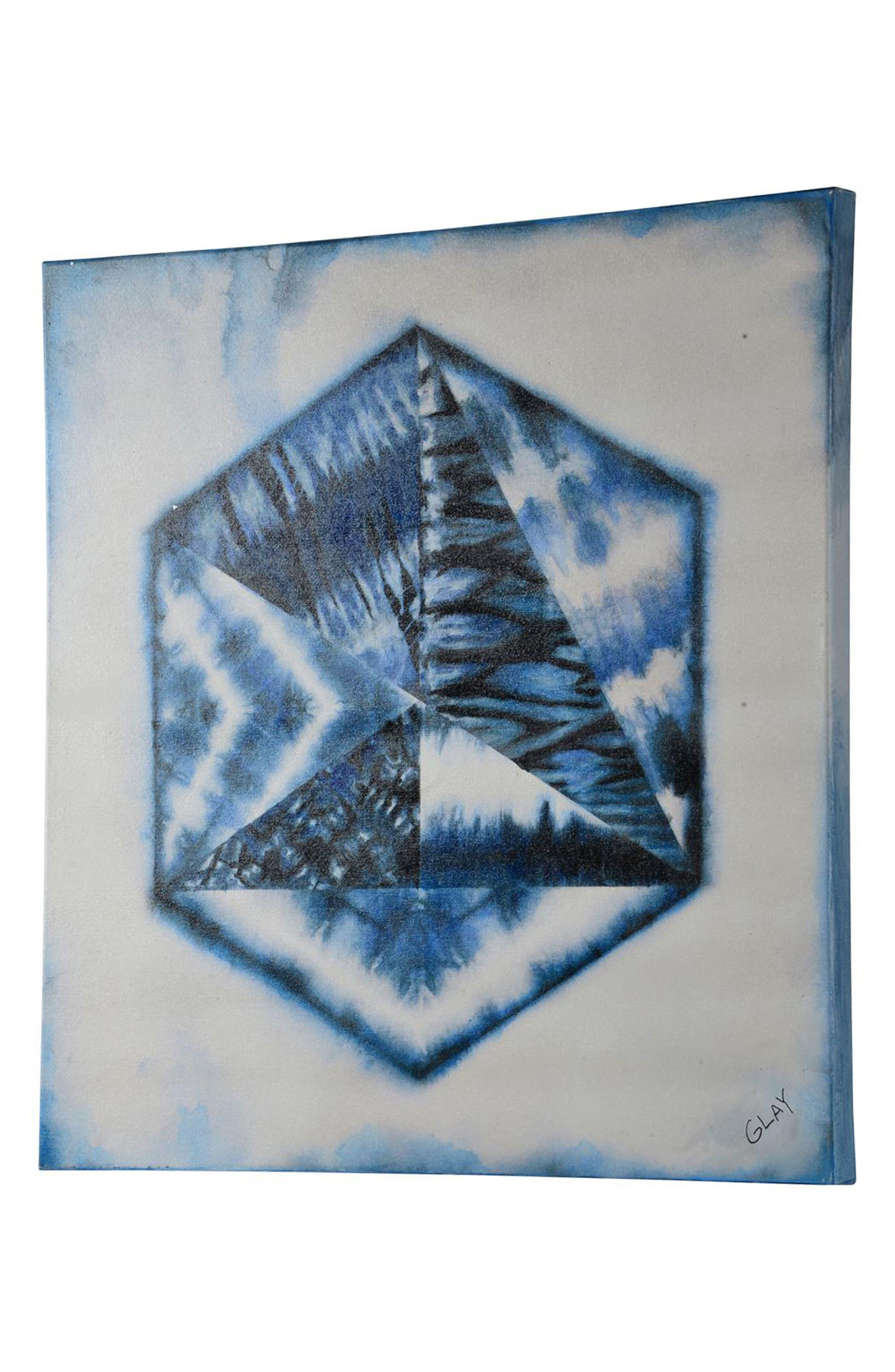 Snowlight Canvas Wall Art,                             Alternate thumbnail 2, color,                             Multicolor